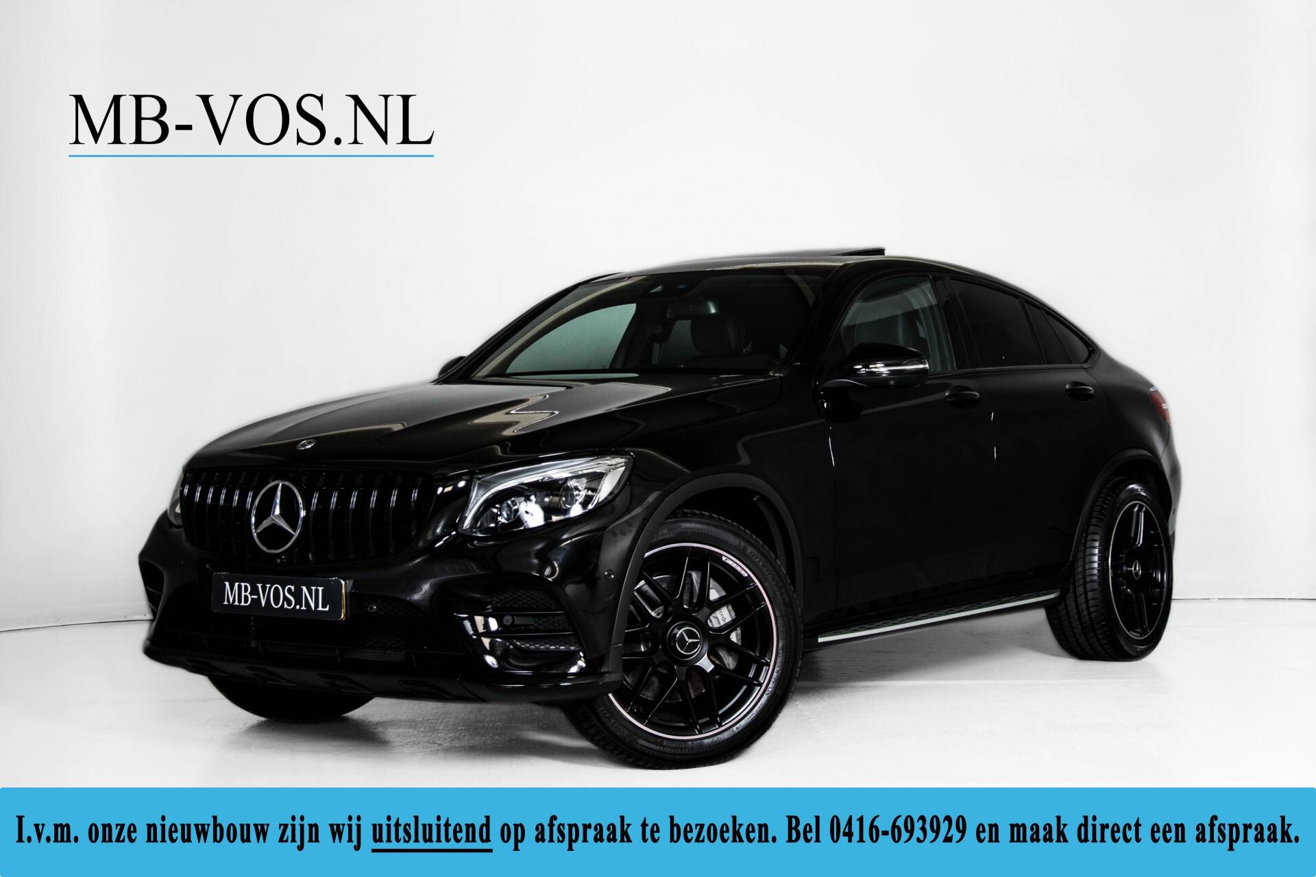 Mercedes-Benz GLC Coupé 250 4-M AMG Night/Dak/Burmester/LED/360/ILS/Trekhaak Aut9 Foto 1