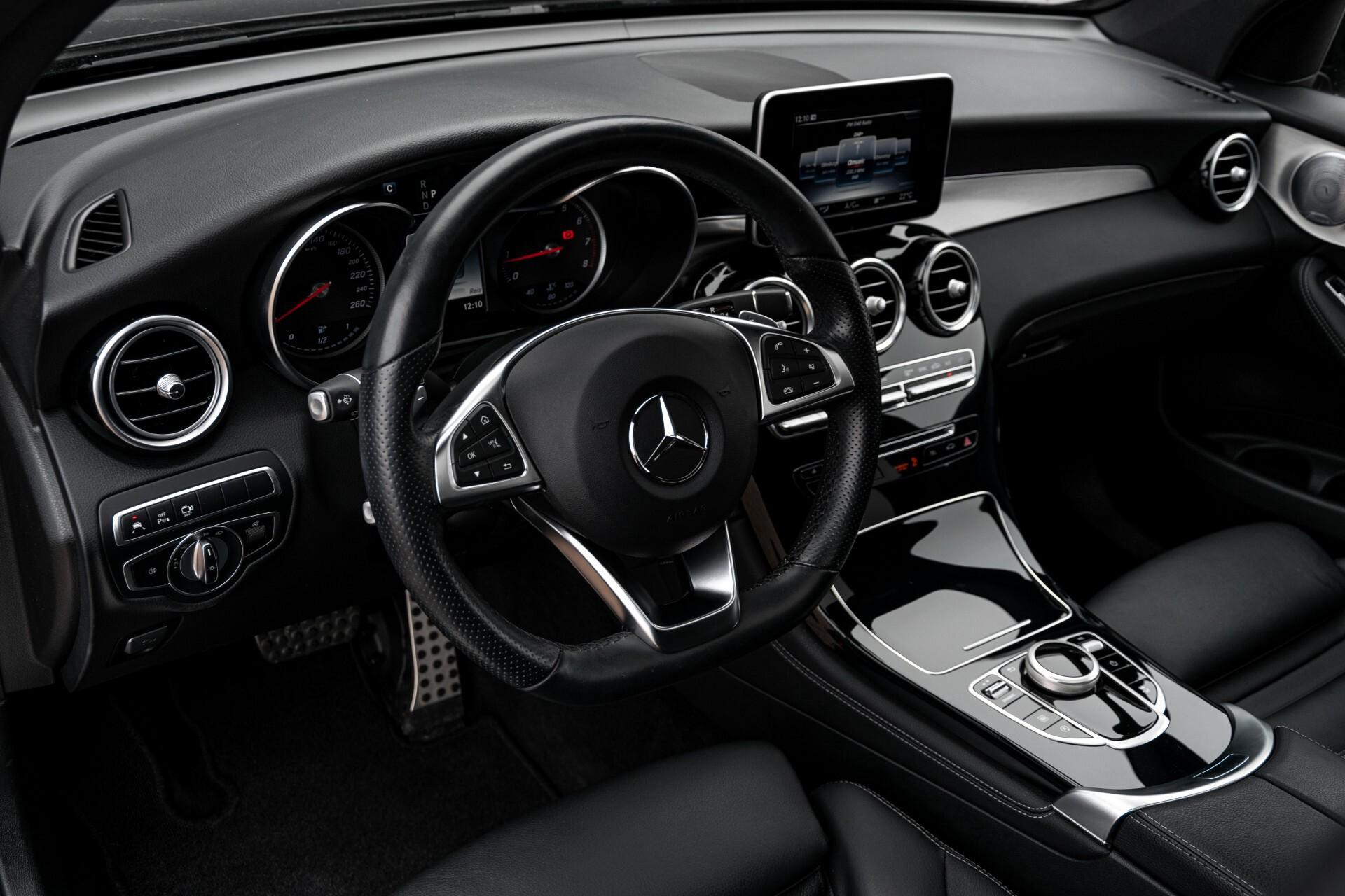 Mercedes-Benz GLC Coupé 250 4-M AMG Night/Dak/Burmester/LED/360/ILS/Trekhaak Aut9 Foto 18