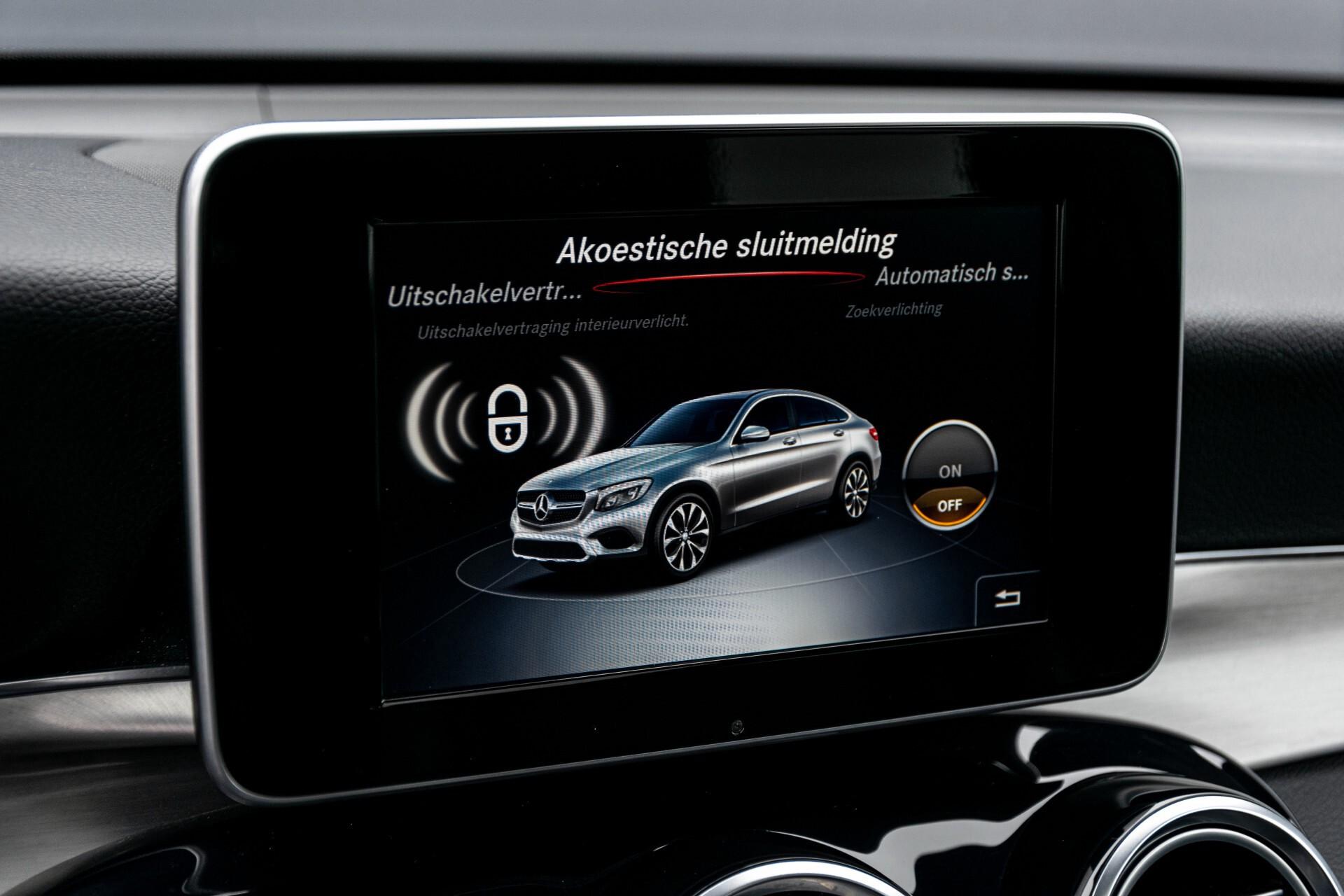 Mercedes-Benz GLC Coupé 250 4-M AMG Night/Dak/Burmester/LED/360/ILS/Trekhaak Aut9 Foto 25