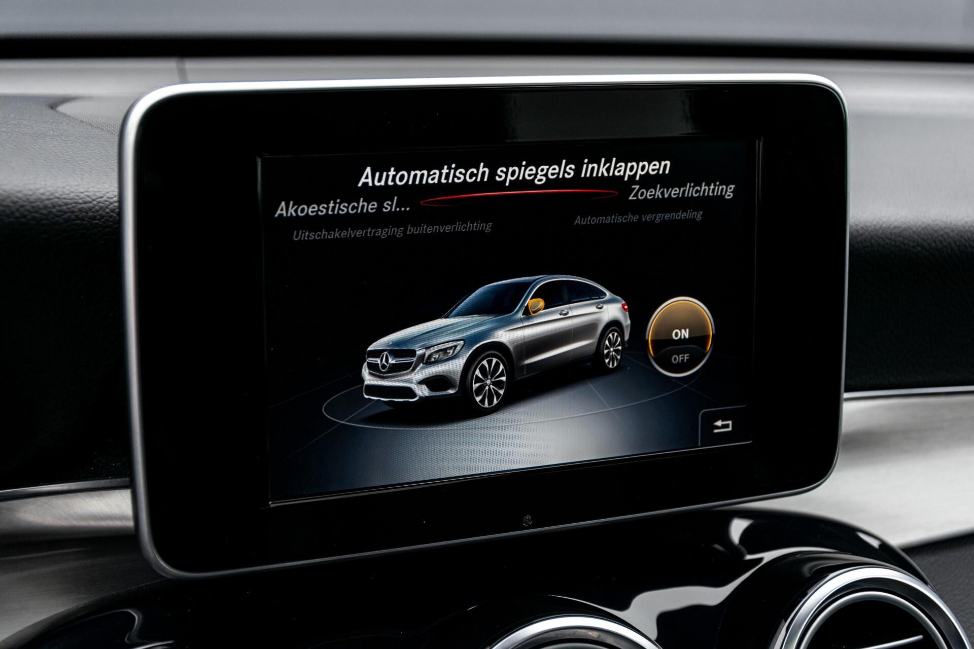 Mercedes-Benz GLC Coupé 250 4-M AMG Night/Dak/Burmester/LED/360/ILS/Trekhaak Aut9 Foto 27