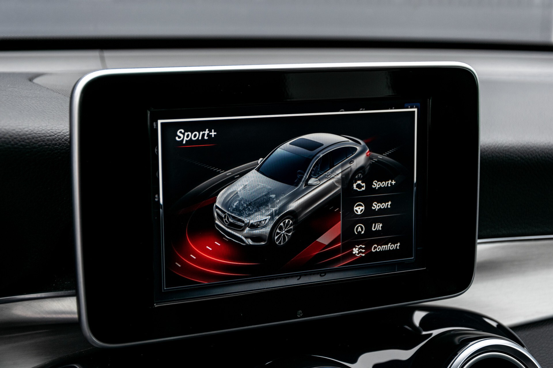 Mercedes-Benz GLC Coupé 250 4-M AMG Night/Dak/Burmester/LED/360/ILS/Trekhaak Aut9 Foto 35