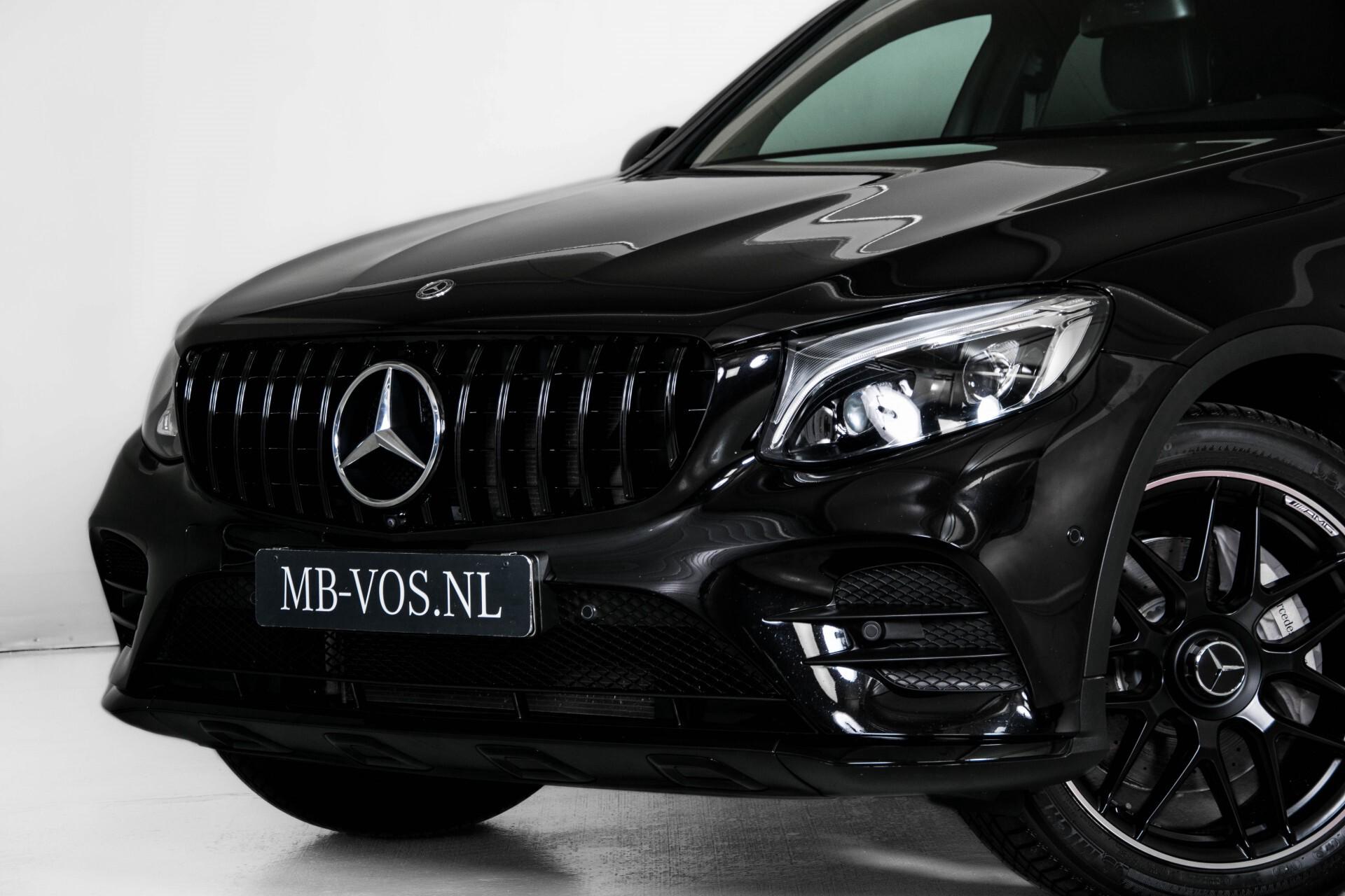 Mercedes-Benz GLC Coupé 250 4-M AMG Night/Dak/Burmester/LED/360/ILS/Trekhaak Aut9 Foto 60