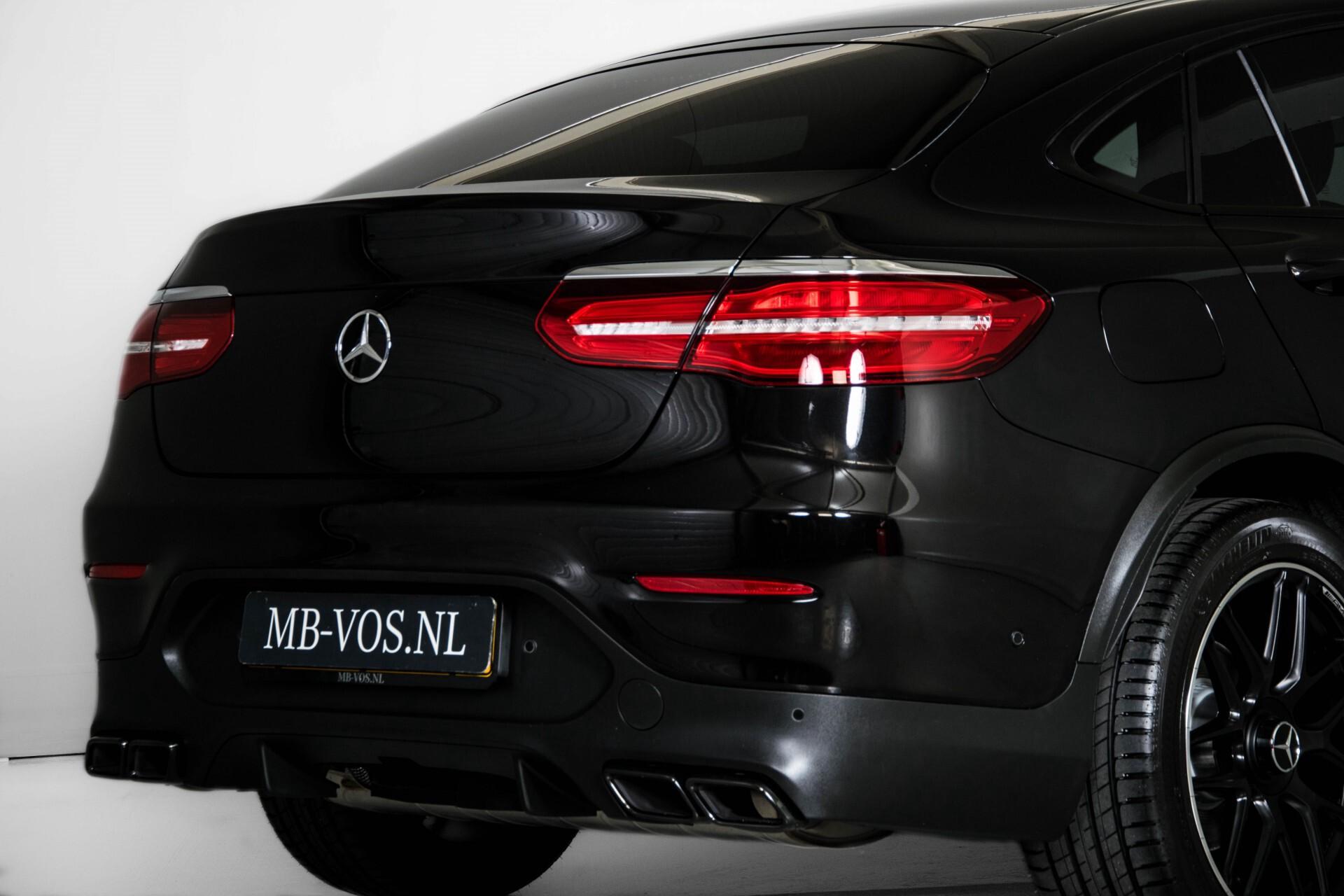 Mercedes-Benz GLC Coupé 250 4-M AMG Night/Dak/Burmester/LED/360/ILS/Trekhaak Aut9 Foto 61