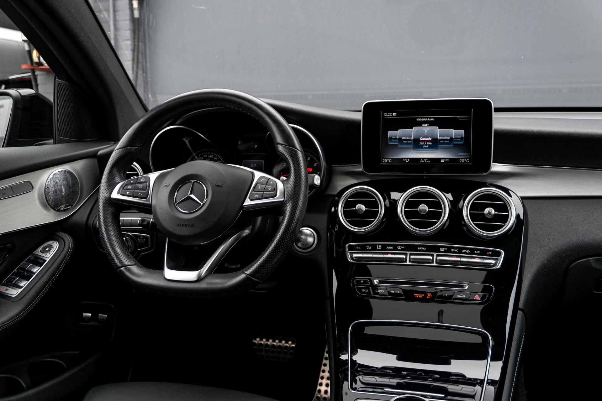 Mercedes-Benz GLC Coupé 250 4-M AMG Night/Dak/Burmester/LED/360/ILS/Trekhaak Aut9 Foto 7