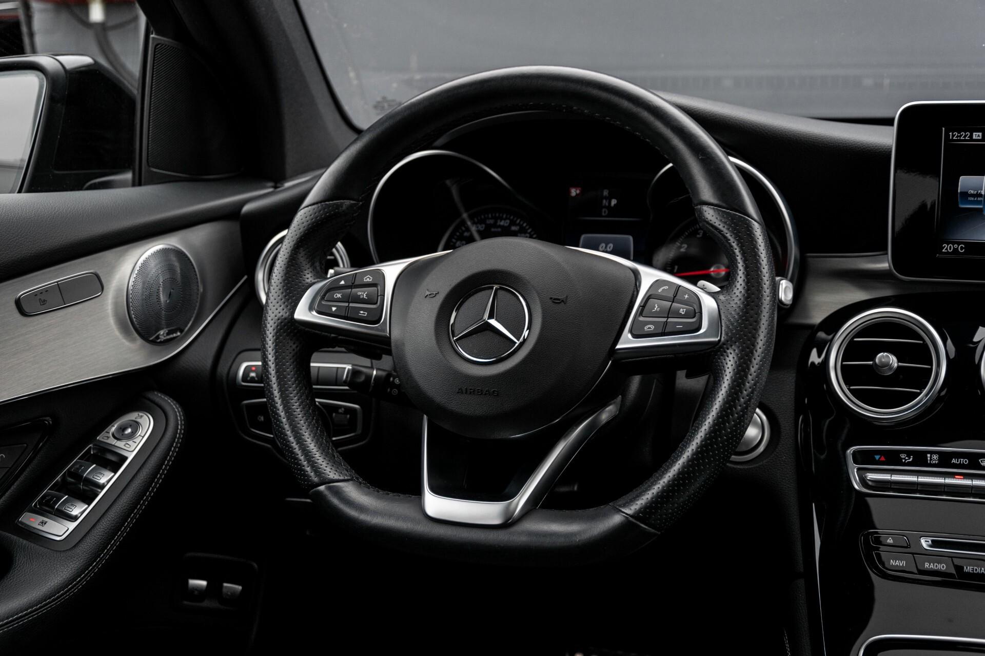 Mercedes-Benz GLC Coupé 250 4-M AMG Night/Dak/Burmester/LED/360/ILS/Trekhaak Aut9 Foto 8