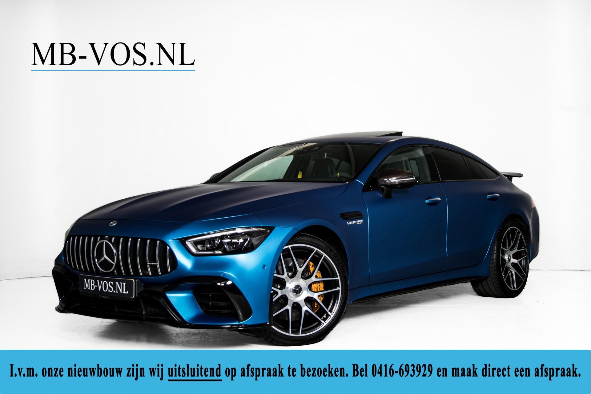 Mercedes-Benz AMG GT 4-Door Coupe 63 S 4MATIC+ Edition 1 Keramisch/Carbon/First Class/Dynamic Plus/Burmester High End 3D Aut9 Foto 1