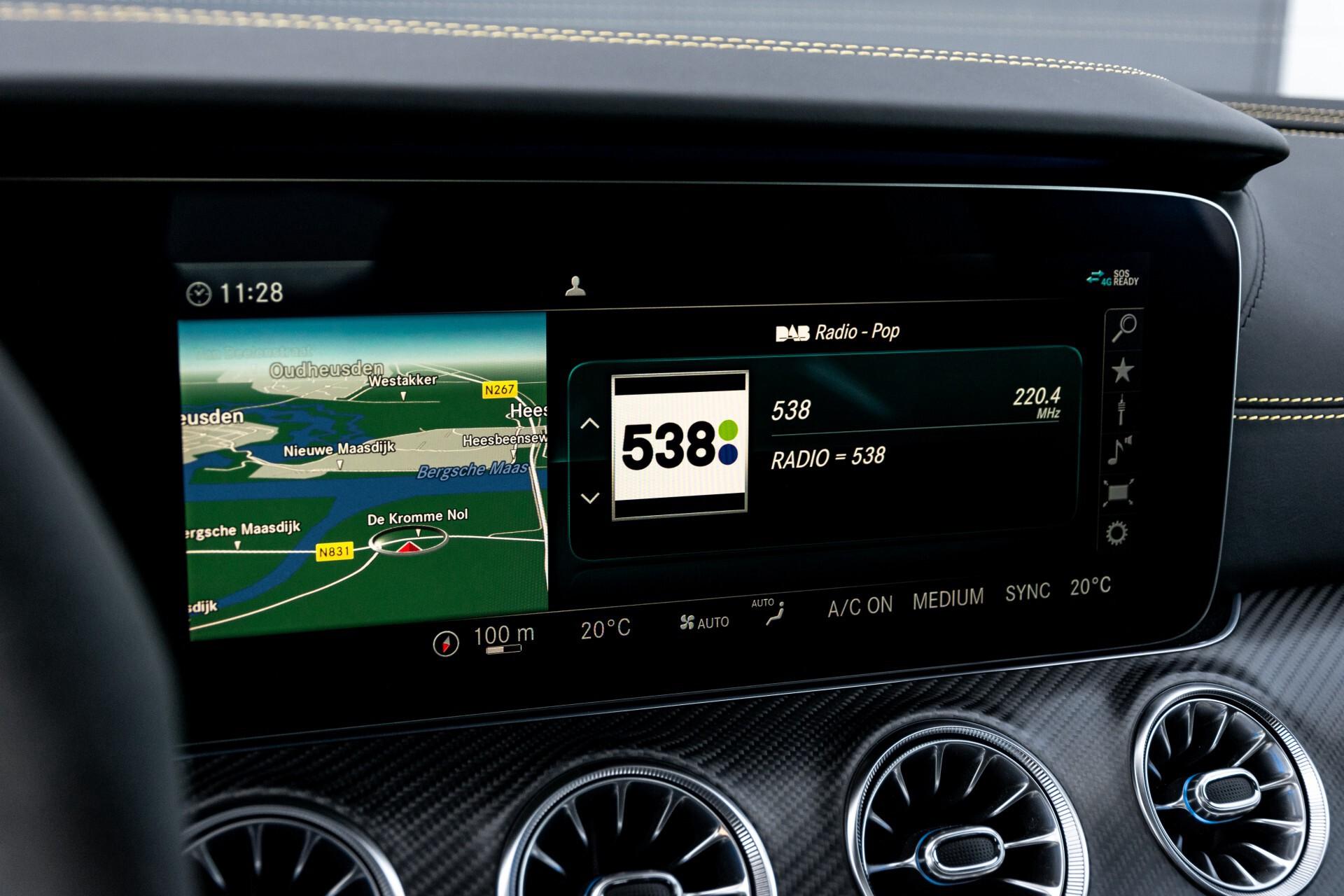 Mercedes-Benz AMG GT 4-Door Coupe 63 S 4MATIC+ Edition 1 Keramisch/Carbon/First Class/Dynamic Plus/Burmester High End 3D Aut9 Foto 19