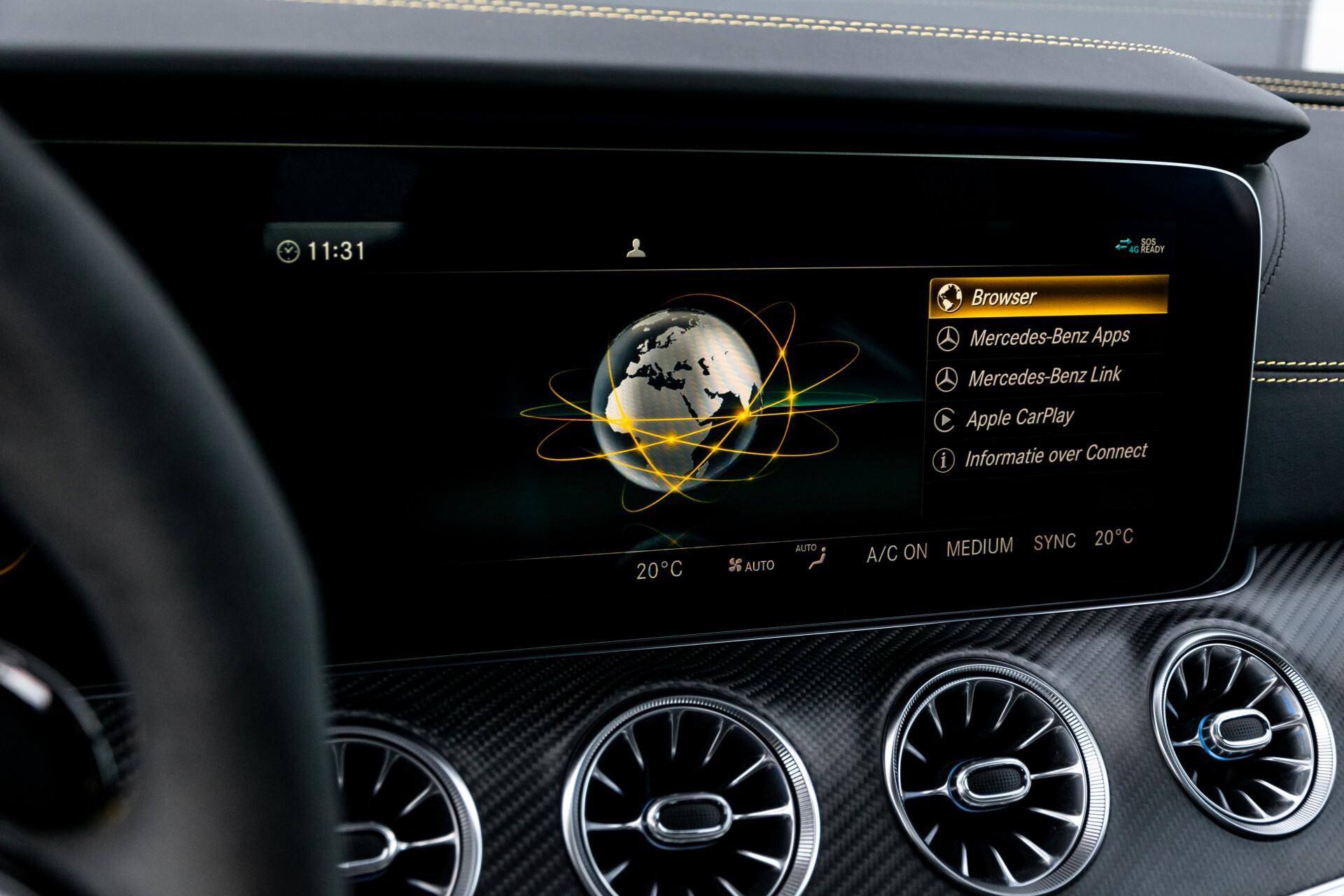 Mercedes-Benz AMG GT 4-Door Coupe 63 S 4MATIC+ Edition 1 Keramisch/Carbon/First Class/Dynamic Plus/Burmester High End 3D Aut9 Foto 27