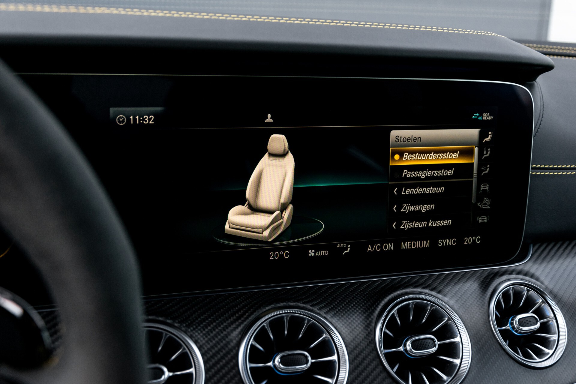 Mercedes-Benz AMG GT 4-Door Coupe 63 S 4MATIC+ Edition 1 Keramisch/Carbon/First Class/Dynamic Plus/Burmester High End 3D Aut9 Foto 29
