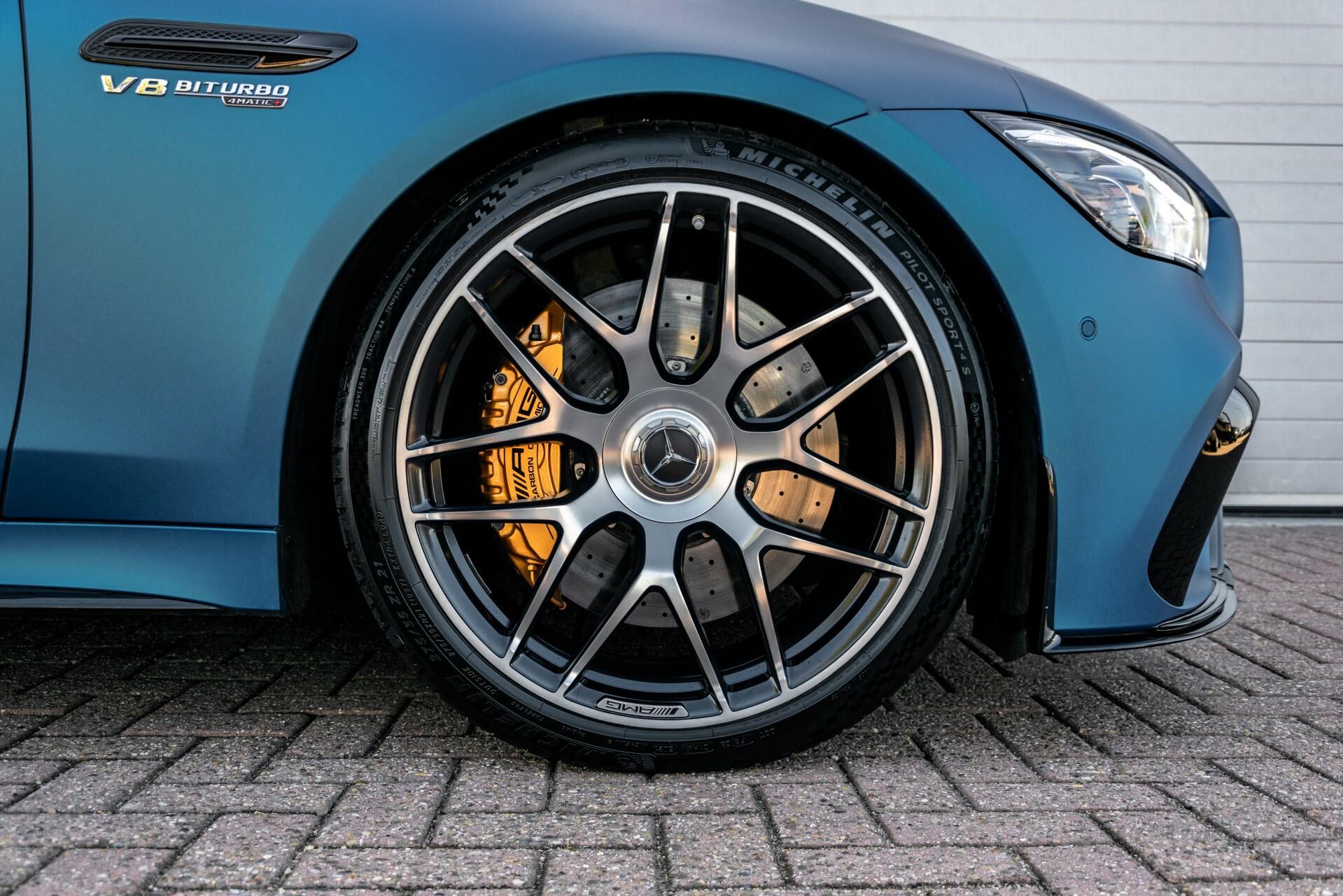 Mercedes-Benz AMG GT 4-Door Coupe 63 S 4MATIC+ Edition 1 Keramisch/Carbon/First Class/Dynamic Plus/Burmester High End 3D Aut9 Foto 82