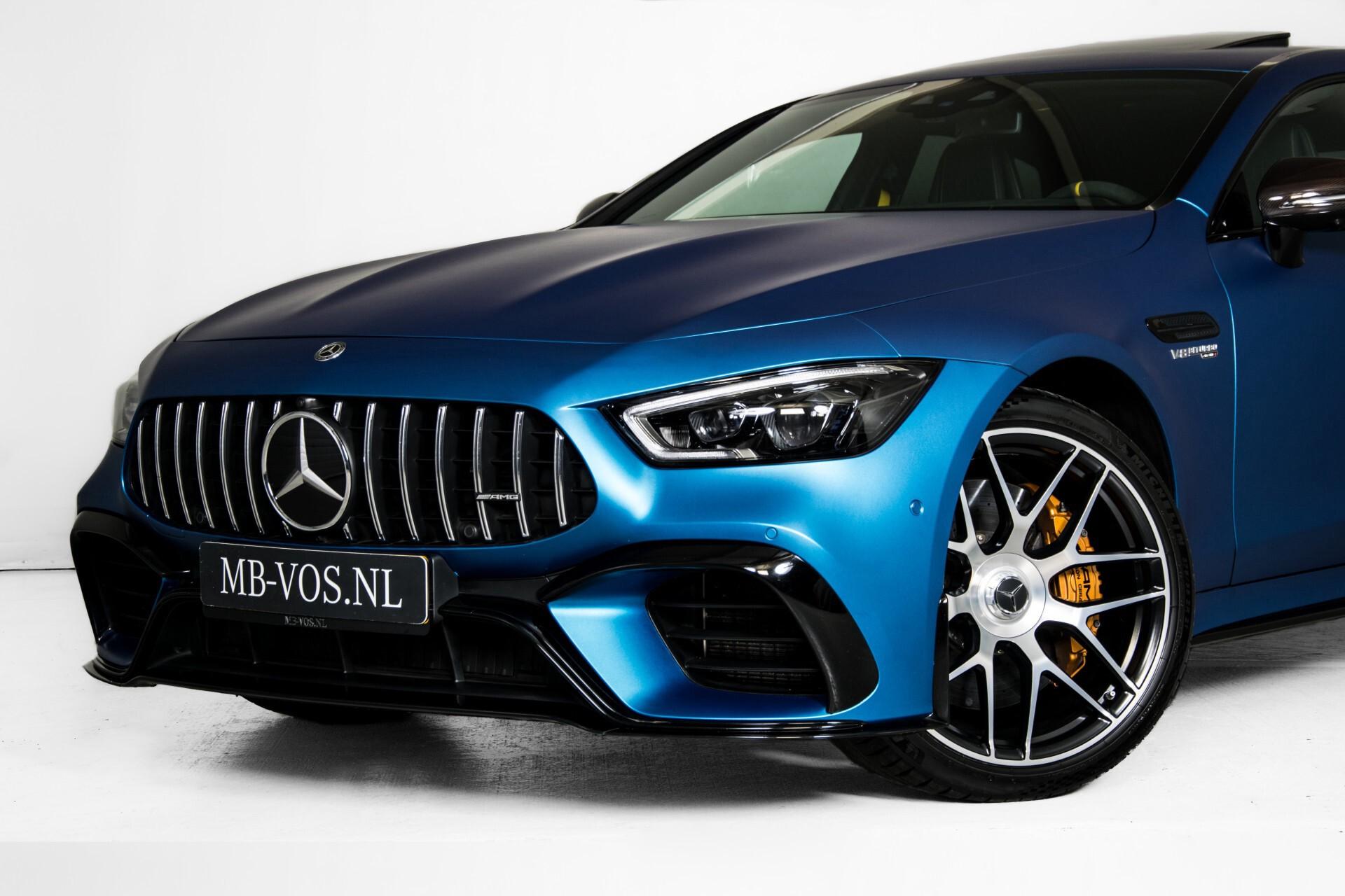 Mercedes-Benz AMG GT 4-Door Coupe 63 S 4MATIC+ Edition 1 Keramisch/Carbon/First Class/Dynamic Plus/Burmester High End 3D Aut9 Foto 90