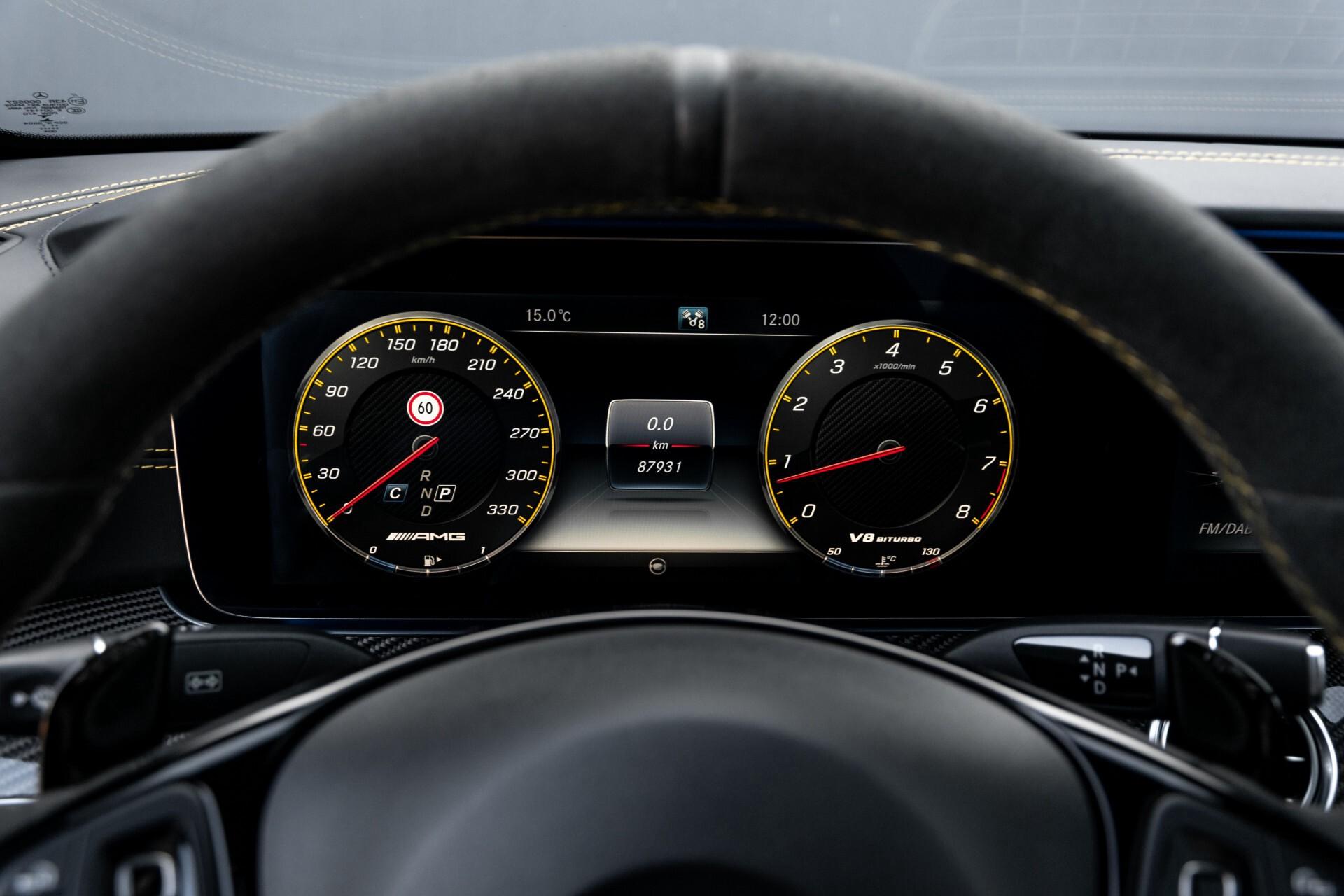 Mercedes-Benz E-Klasse 63 S AMG 4-Matic+ Edition 1 Matzwart/Carbon/Full Options Aut9 Foto 12