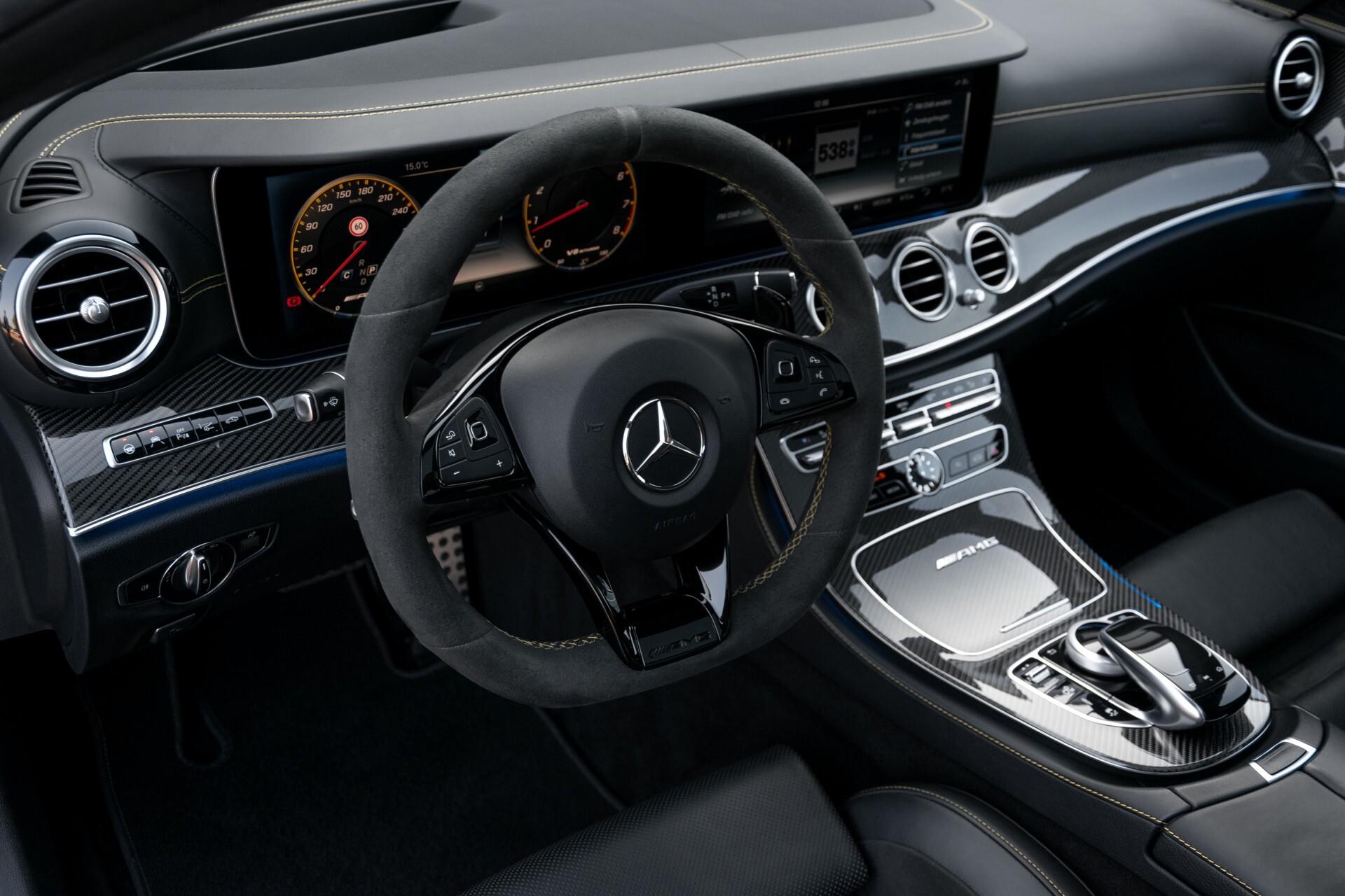 Mercedes-Benz E-Klasse 63 S AMG 4-Matic+ Edition 1 Matzwart/Carbon/Full Options Aut9 Foto 16