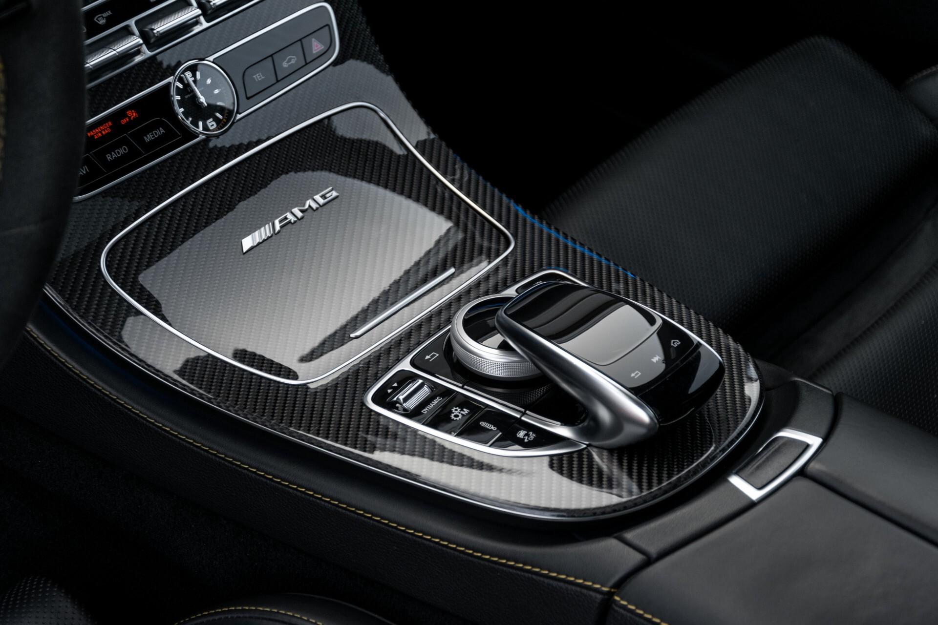 Mercedes-Benz E-Klasse 63 S AMG 4-Matic+ Edition 1 Matzwart/Carbon/Full Options Aut9 Foto 17