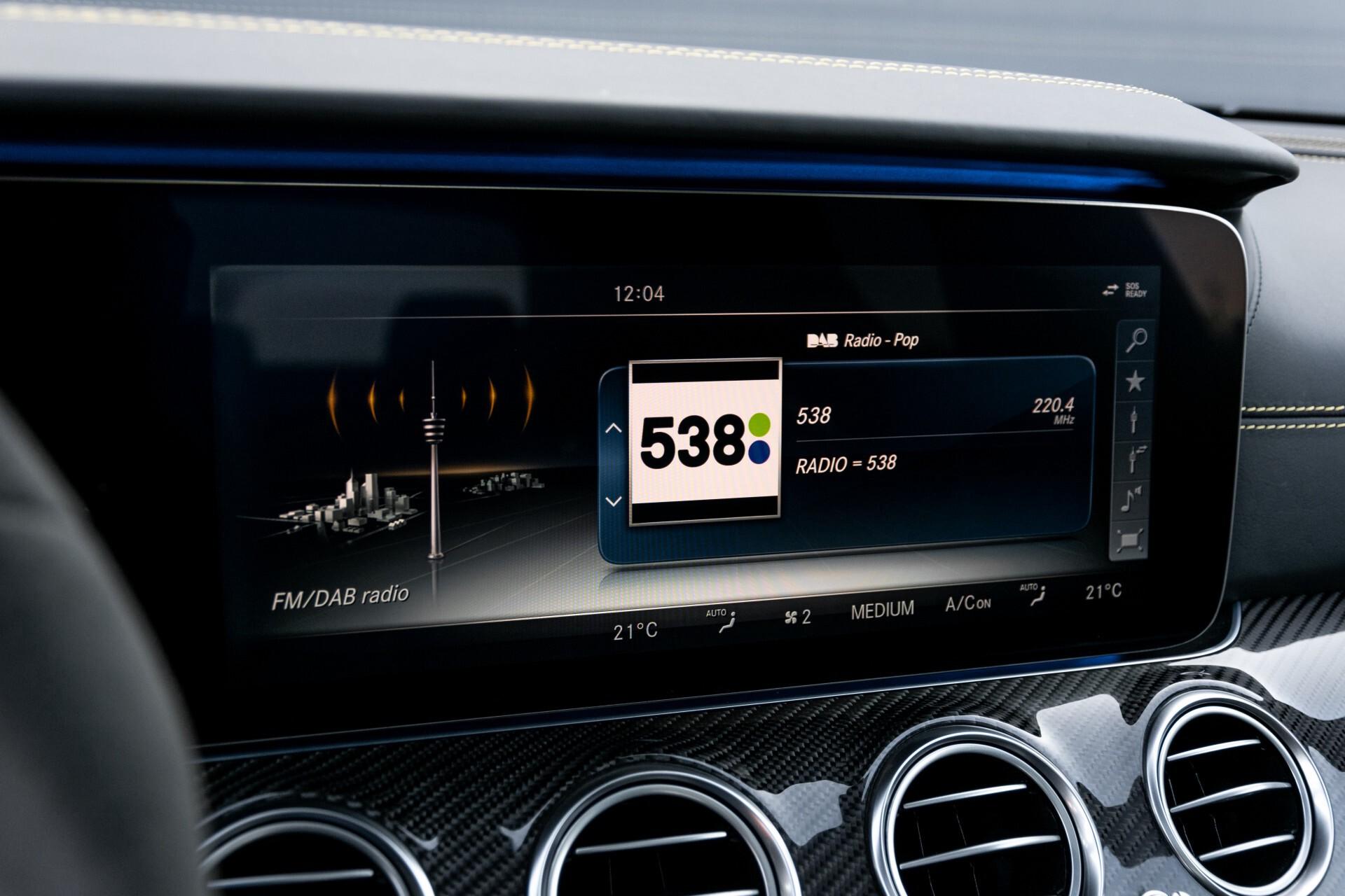 Mercedes-Benz E-Klasse 63 S AMG 4-Matic+ Edition 1 Matzwart/Carbon/Full Options Aut9 Foto 19
