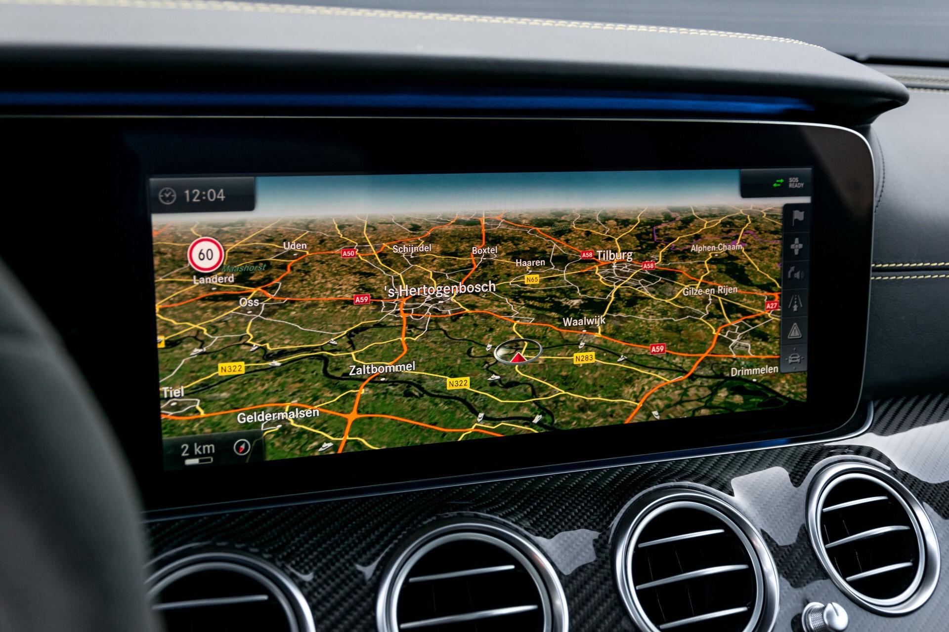 Mercedes-Benz E-Klasse 63 S AMG 4-Matic+ Edition 1 Matzwart/Carbon/Full Options Aut9 Foto 21