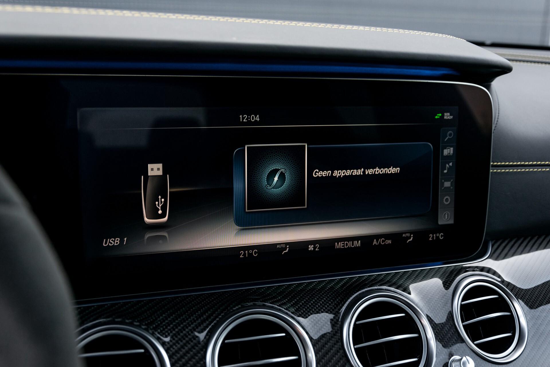 Mercedes-Benz E-Klasse 63 S AMG 4-Matic+ Edition 1 Matzwart/Carbon/Full Options Aut9 Foto 23