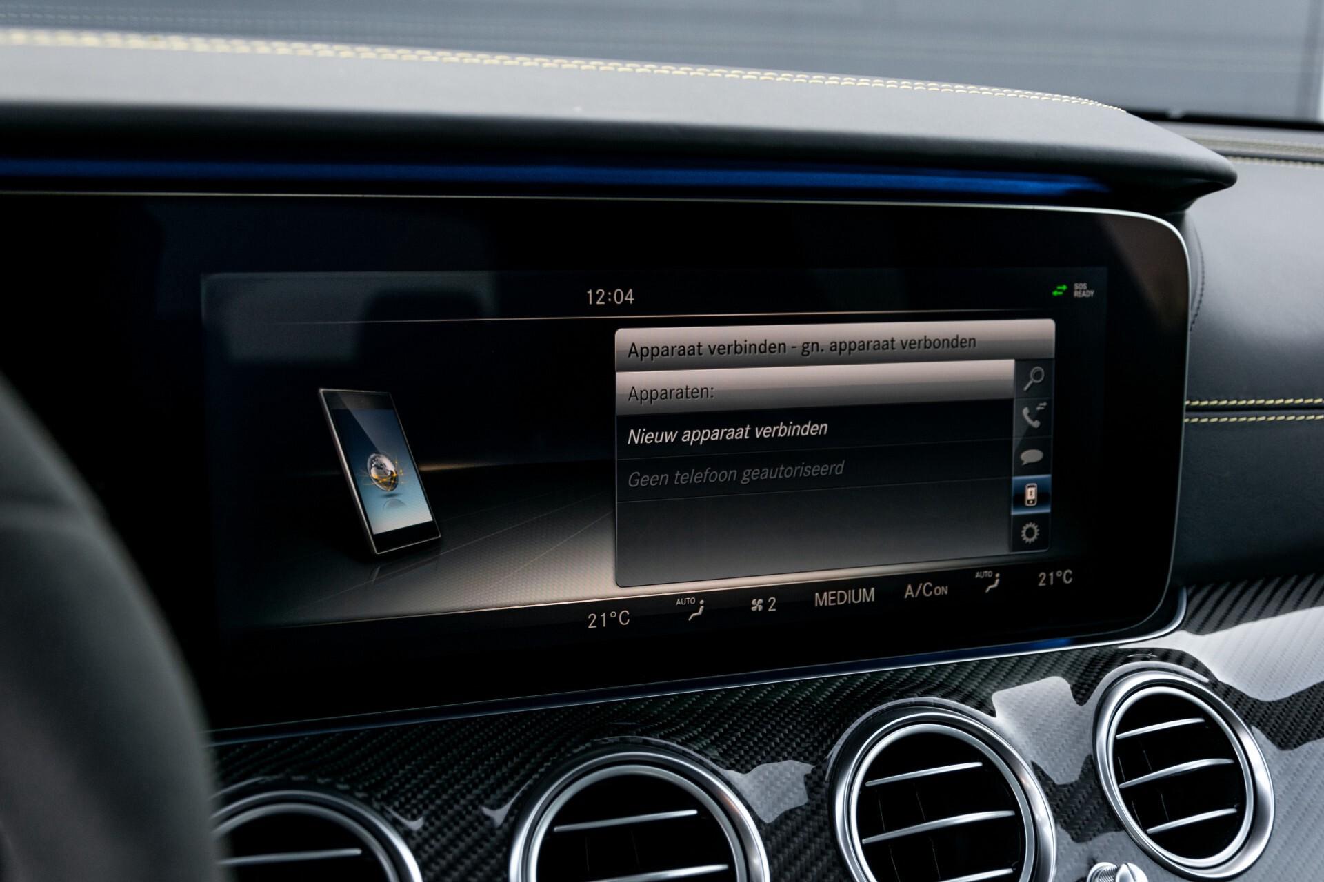 Mercedes-Benz E-Klasse 63 S AMG 4-Matic+ Edition 1 Matzwart/Carbon/Full Options Aut9 Foto 25