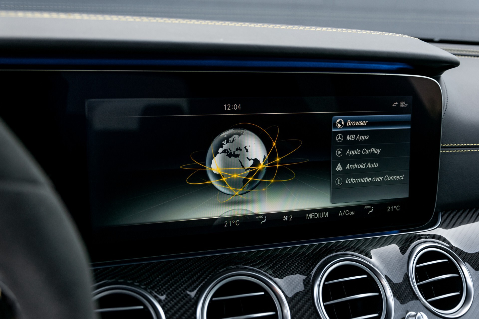 Mercedes-Benz E-Klasse 63 S AMG 4-Matic+ Edition 1 Matzwart/Carbon/Full Options Aut9 Foto 27