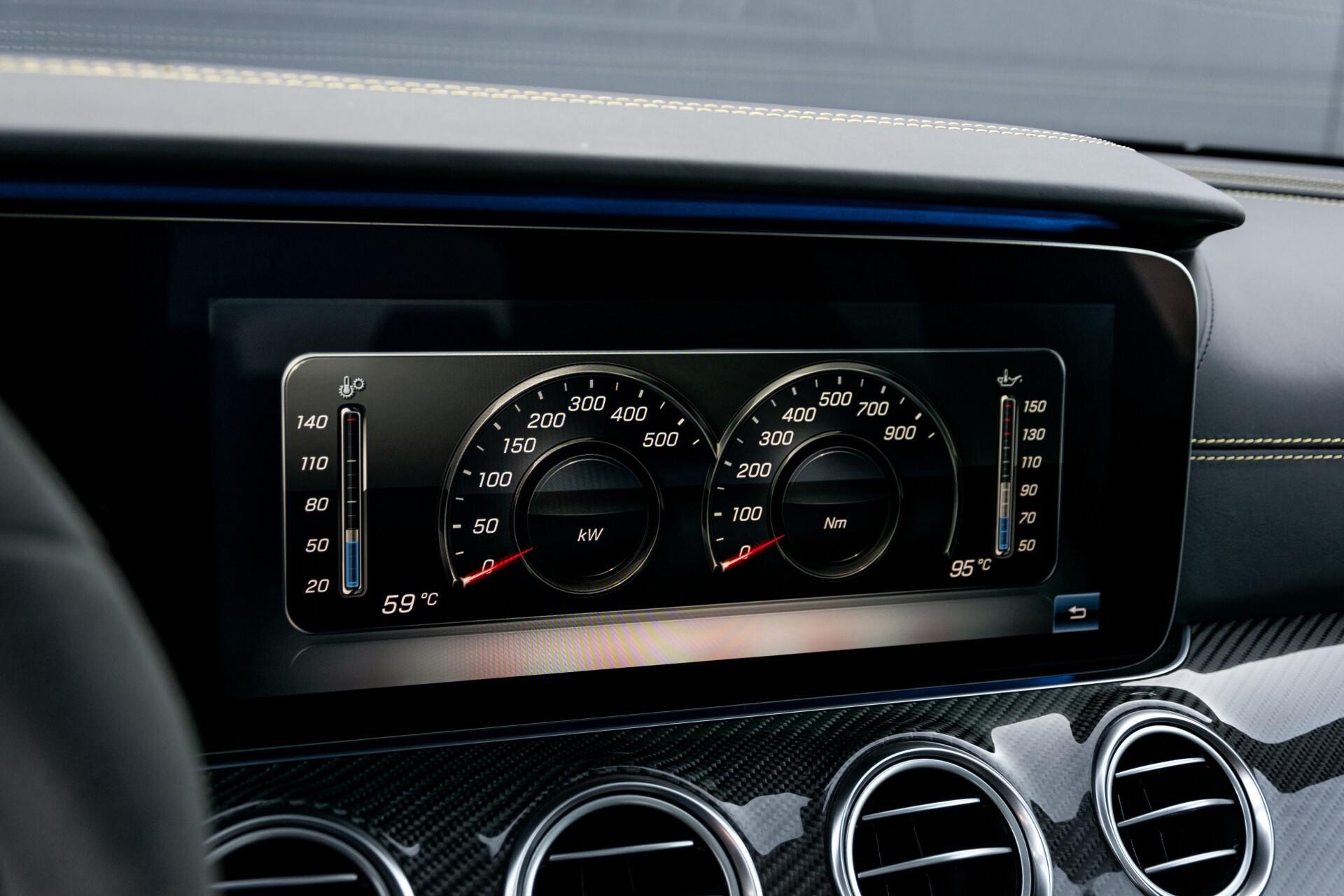 Mercedes-Benz E-Klasse 63 S AMG 4-Matic+ Edition 1 Matzwart/Carbon/Full Options Aut9 Foto 29