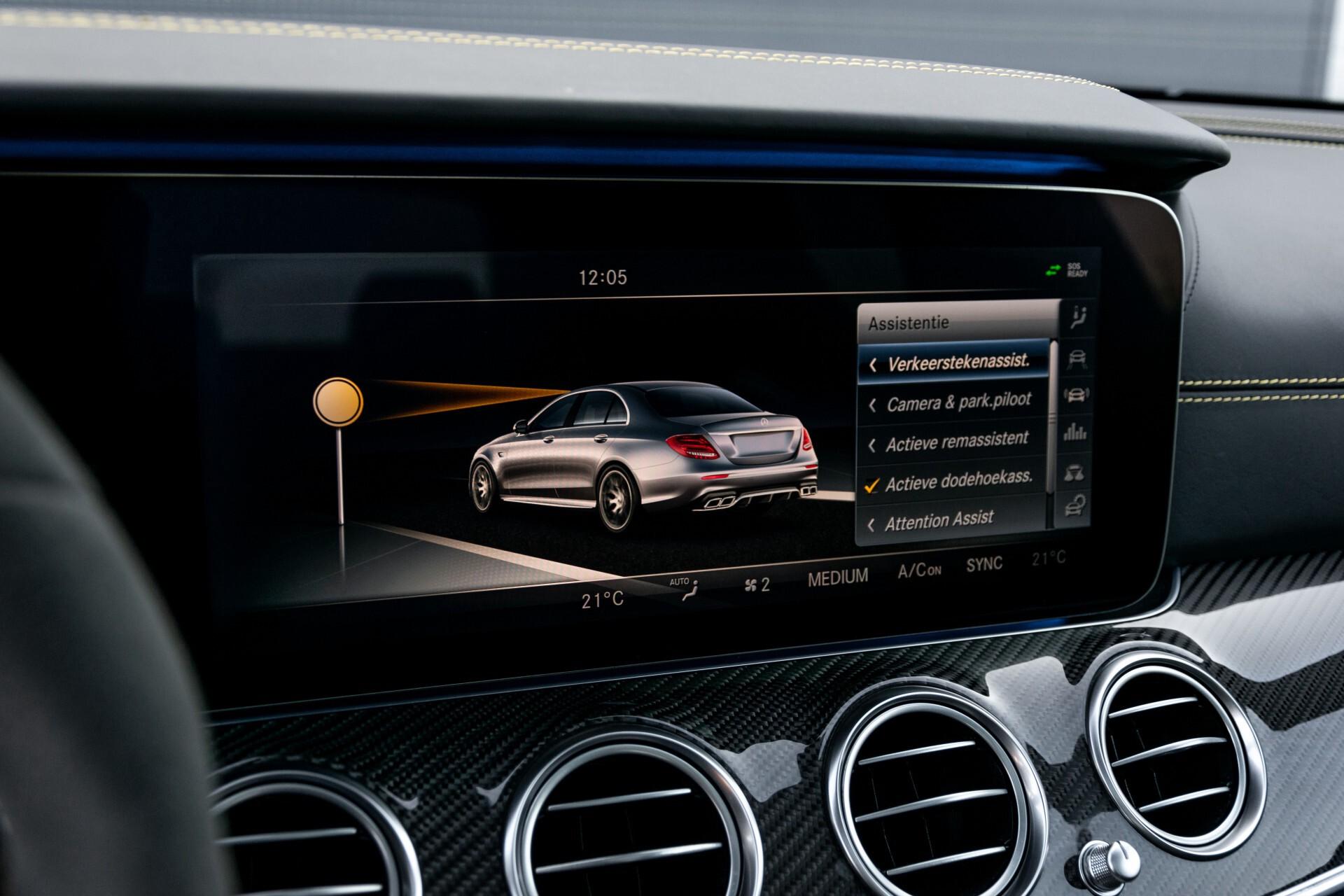 Mercedes-Benz E-Klasse 63 S AMG 4-Matic+ Edition 1 Matzwart/Carbon/Full Options Aut9 Foto 31