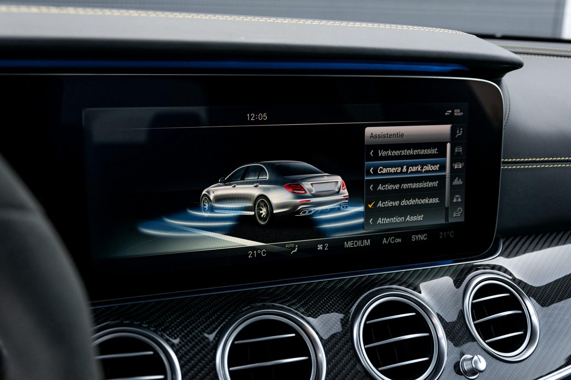 Mercedes-Benz E-Klasse 63 S AMG 4-Matic+ Edition 1 Matzwart/Carbon/Full Options Aut9 Foto 33