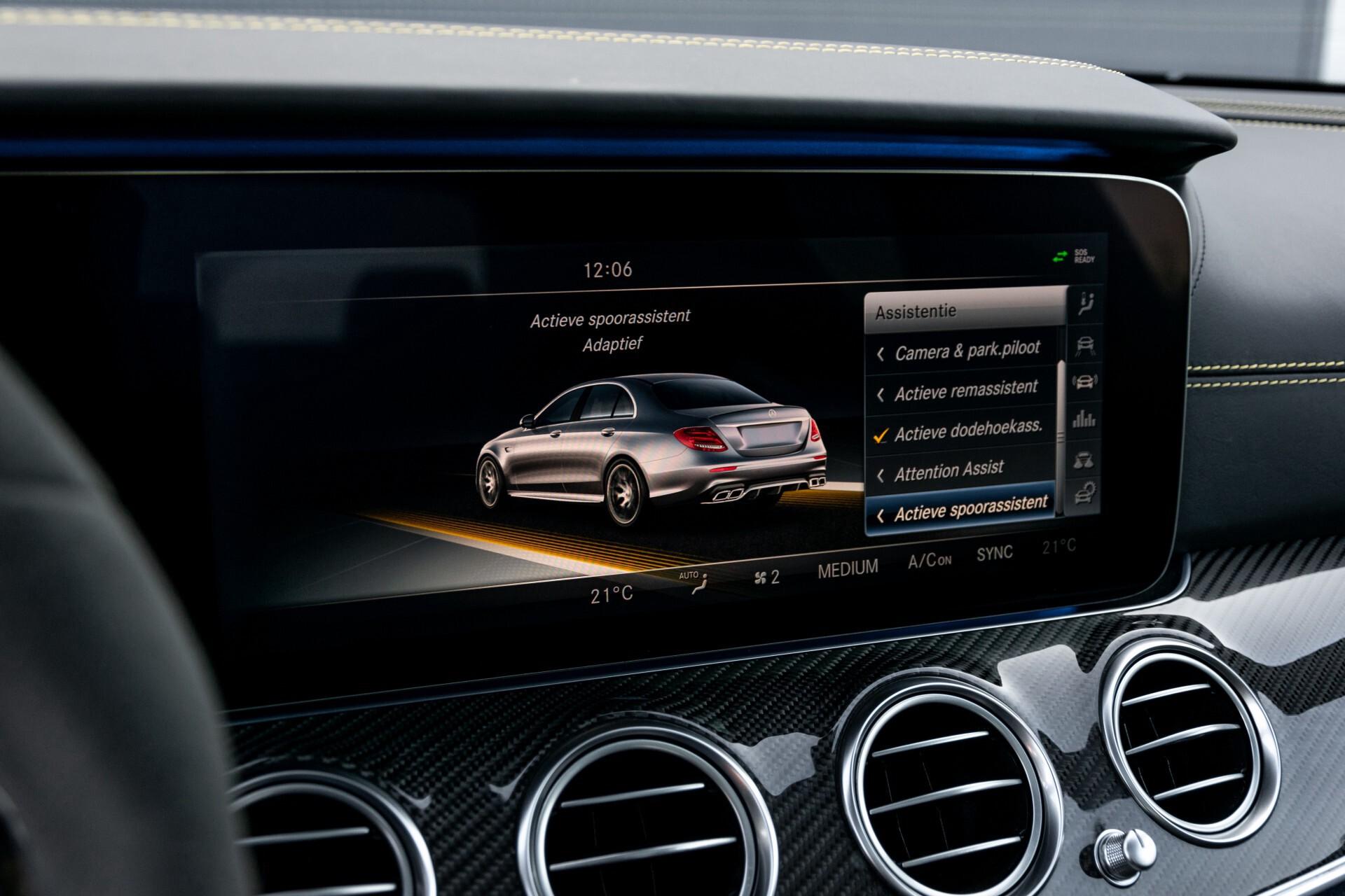 Mercedes-Benz E-Klasse 63 S AMG 4-Matic+ Edition 1 Matzwart/Carbon/Full Options Aut9 Foto 35