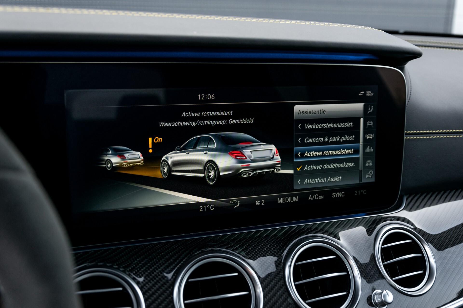 Mercedes-Benz E-Klasse 63 S AMG 4-Matic+ Edition 1 Matzwart/Carbon/Full Options Aut9 Foto 36