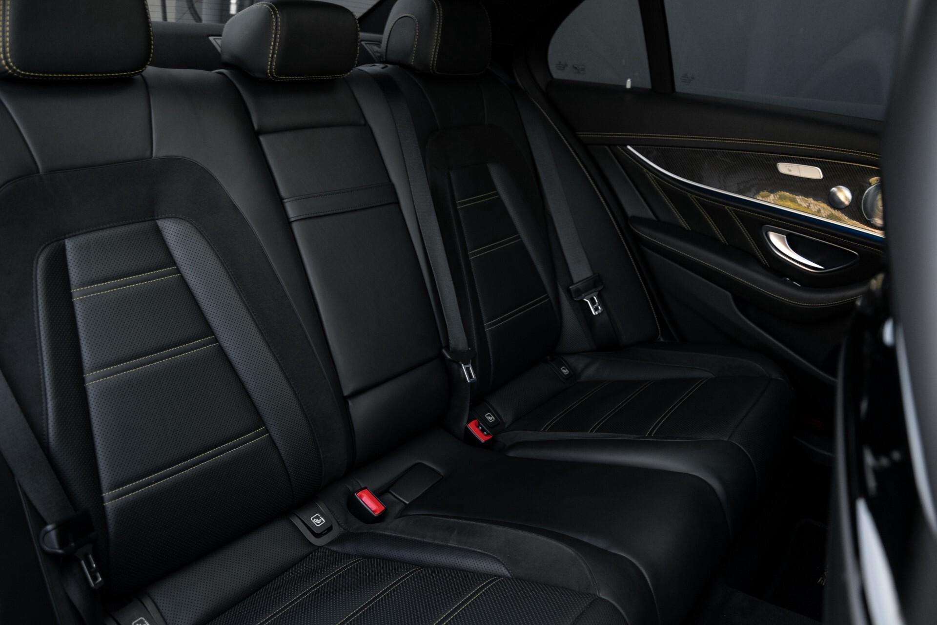 Mercedes-Benz E-Klasse 63 S AMG 4-Matic+ Edition 1 Matzwart/Carbon/Full Options Aut9 Foto 4