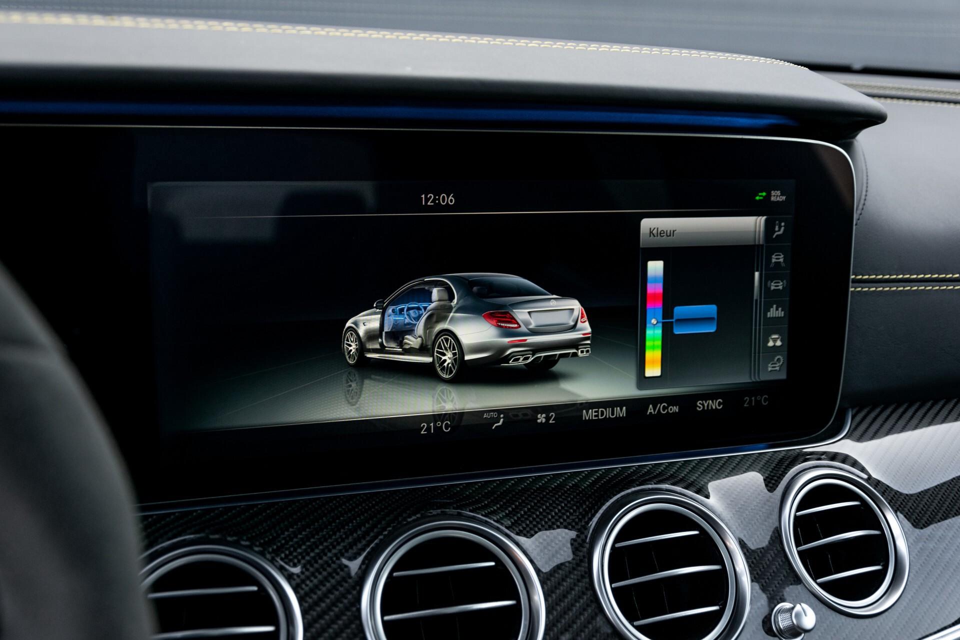 Mercedes-Benz E-Klasse 63 S AMG 4-Matic+ Edition 1 Matzwart/Carbon/Full Options Aut9 Foto 41