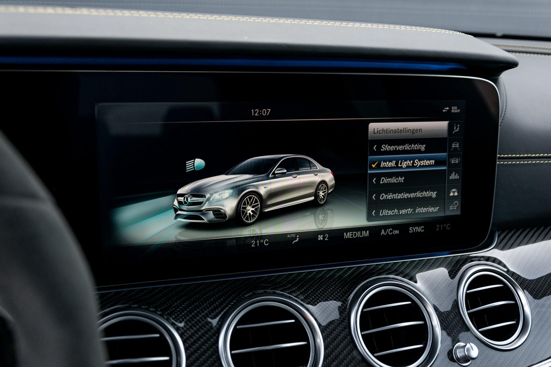 Mercedes-Benz E-Klasse 63 S AMG 4-Matic+ Edition 1 Matzwart/Carbon/Full Options Aut9 Foto 43