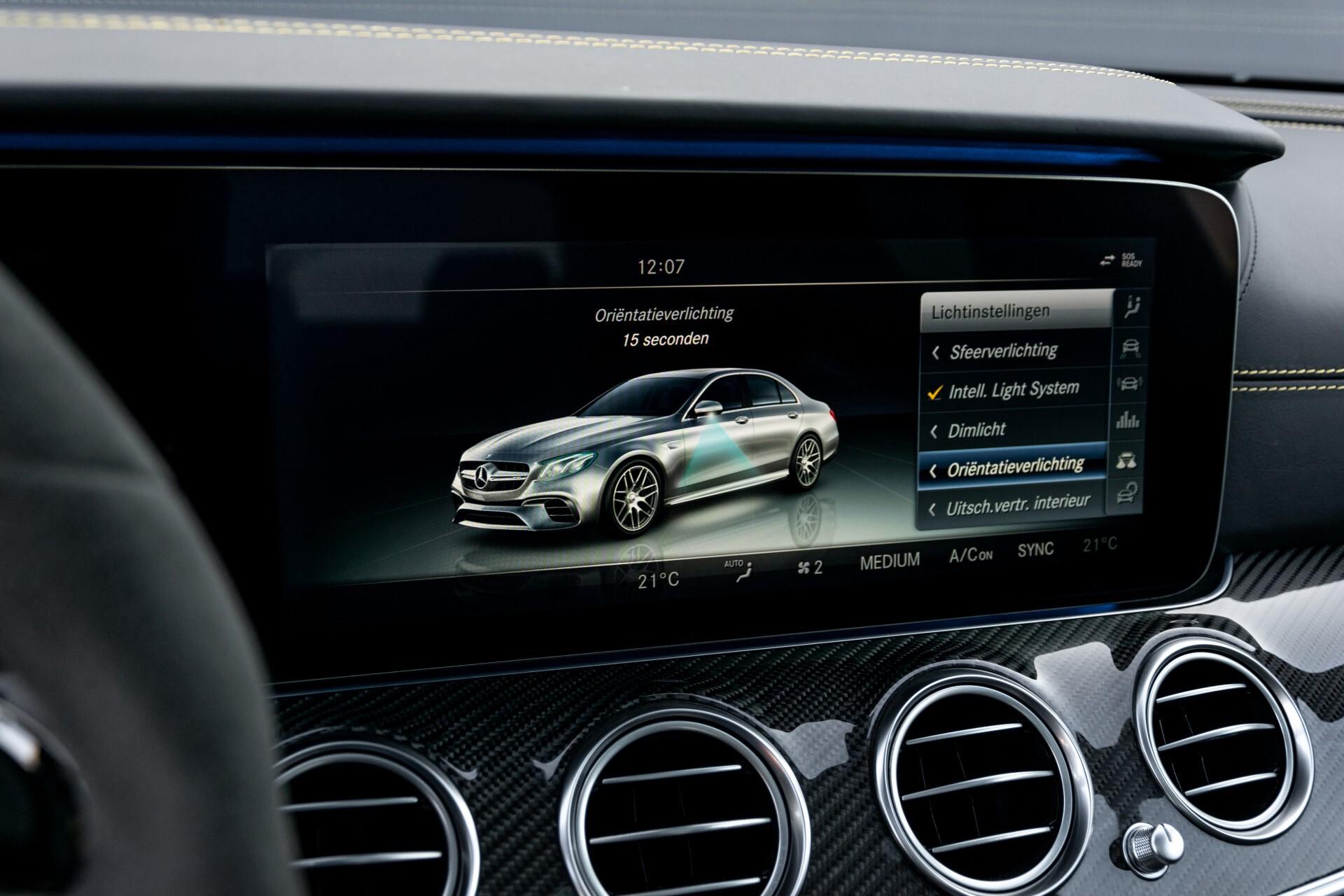 Mercedes-Benz E-Klasse 63 S AMG 4-Matic+ Edition 1 Matzwart/Carbon/Full Options Aut9 Foto 45