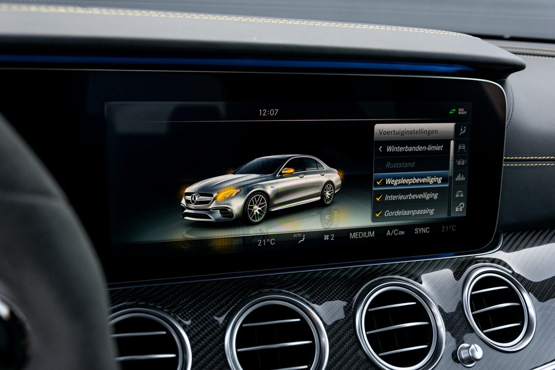 Mercedes-Benz E-Klasse 63 S AMG 4-Matic+ Edition 1 Matzwart/Carbon/Full Options Aut9 Foto 47