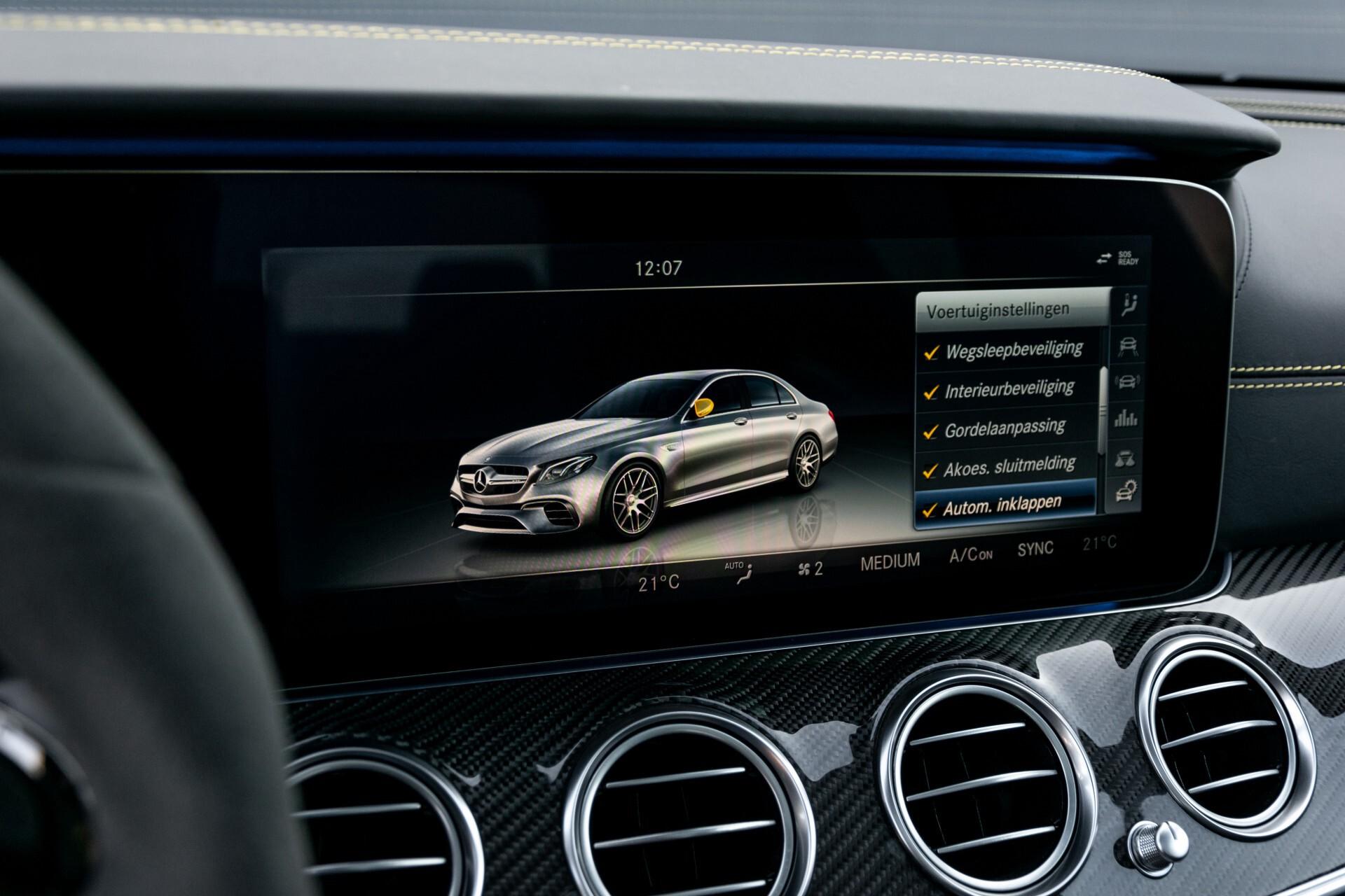 Mercedes-Benz E-Klasse 63 S AMG 4-Matic+ Edition 1 Matzwart/Carbon/Full Options Aut9 Foto 49