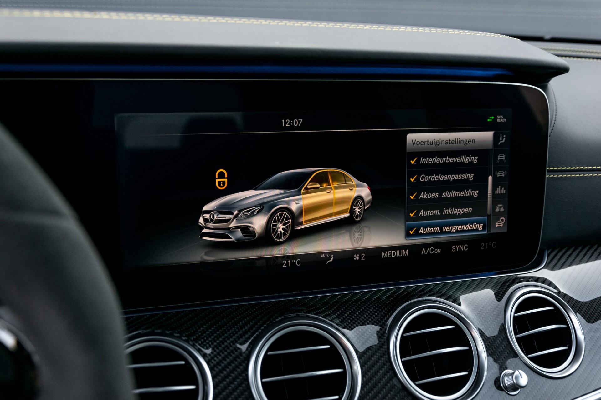 Mercedes-Benz E-Klasse 63 S AMG 4-Matic+ Edition 1 Matzwart/Carbon/Full Options Aut9 Foto 51