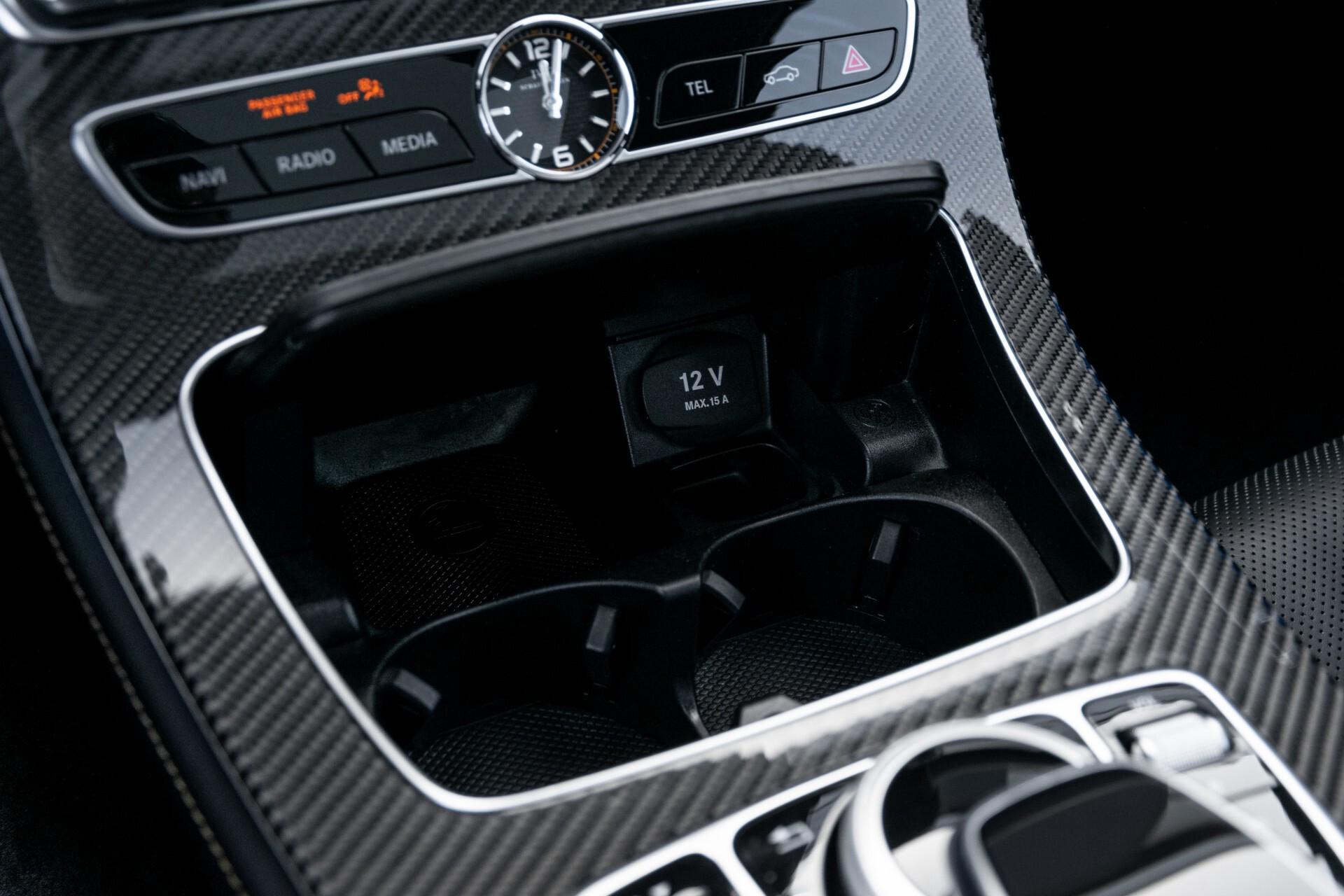 Mercedes-Benz E-Klasse 63 S AMG 4-Matic+ Edition 1 Matzwart/Carbon/Full Options Aut9 Foto 52