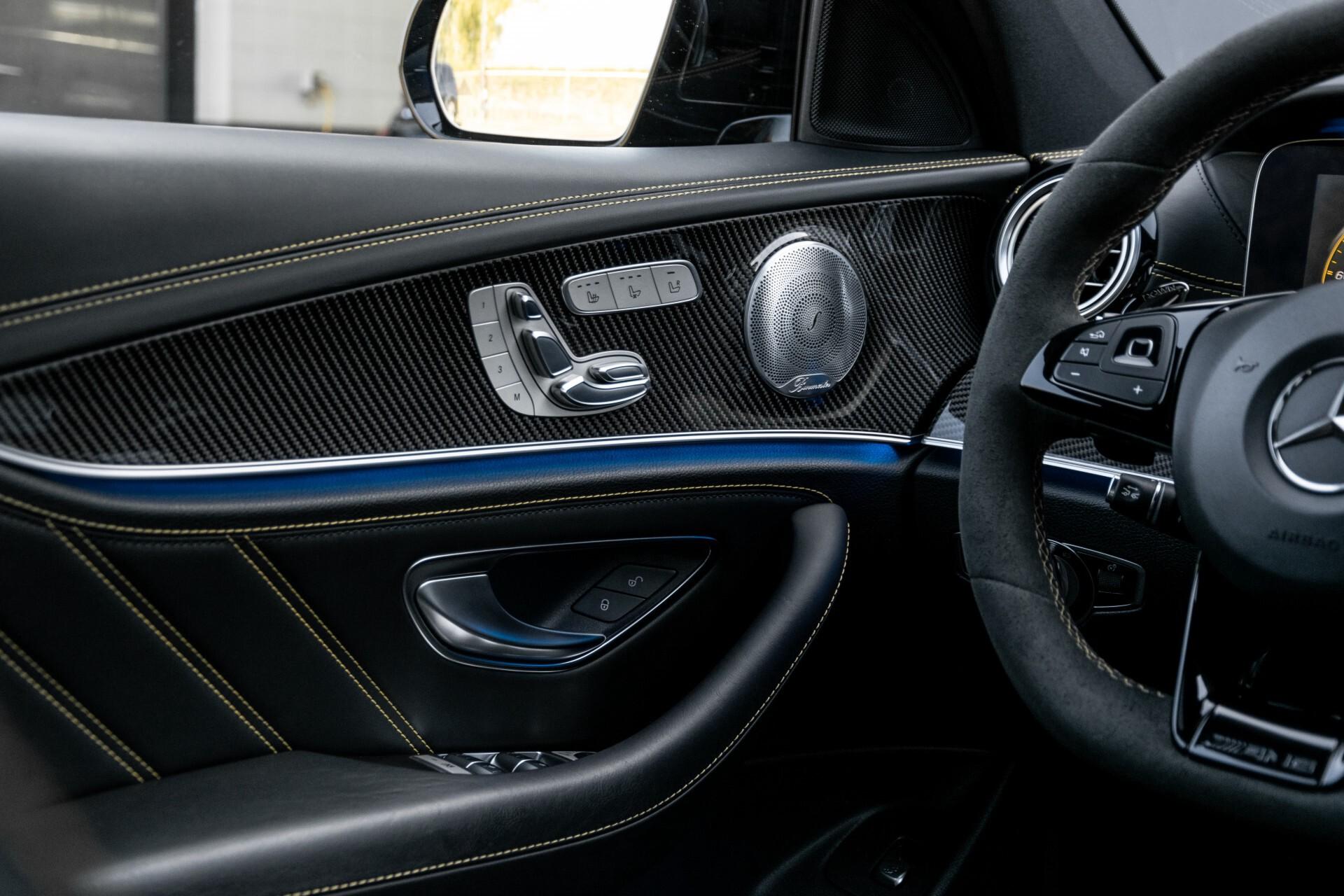 Mercedes-Benz E-Klasse 63 S AMG 4-Matic+ Edition 1 Matzwart/Carbon/Full Options Aut9 Foto 62