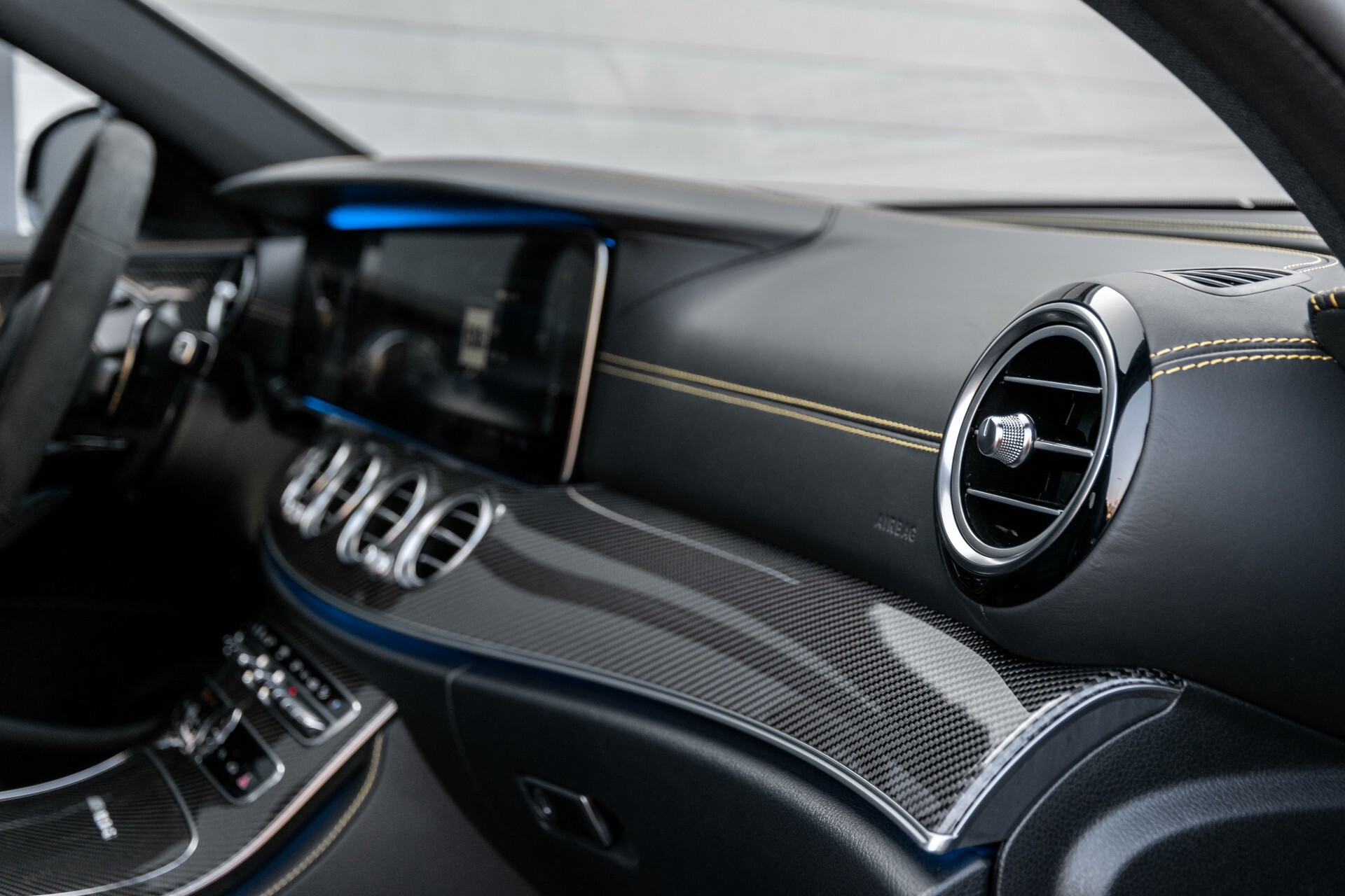 Mercedes-Benz E-Klasse 63 S AMG 4-Matic+ Edition 1 Matzwart/Carbon/Full Options Aut9 Foto 65