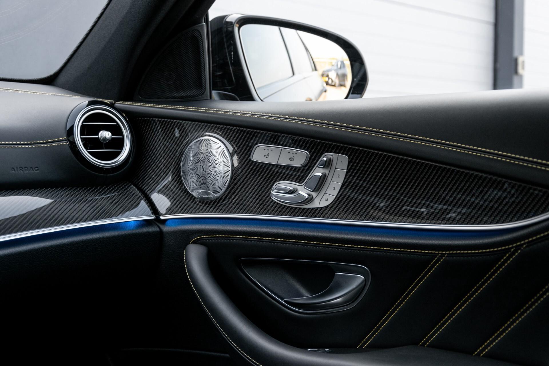 Mercedes-Benz E-Klasse 63 S AMG 4-Matic+ Edition 1 Matzwart/Carbon/Full Options Aut9 Foto 68