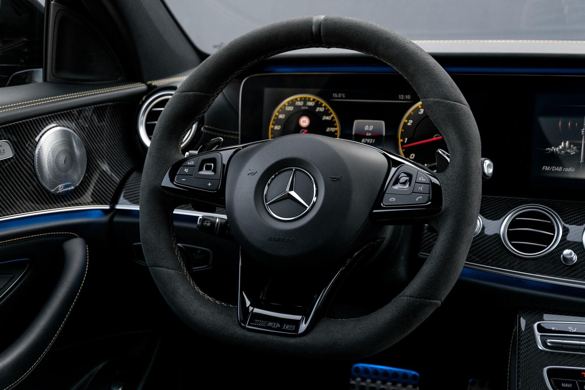 Mercedes-Benz E-Klasse 63 S AMG 4-Matic+ Edition 1 Matzwart/Carbon/Full Options Aut9 Foto 7