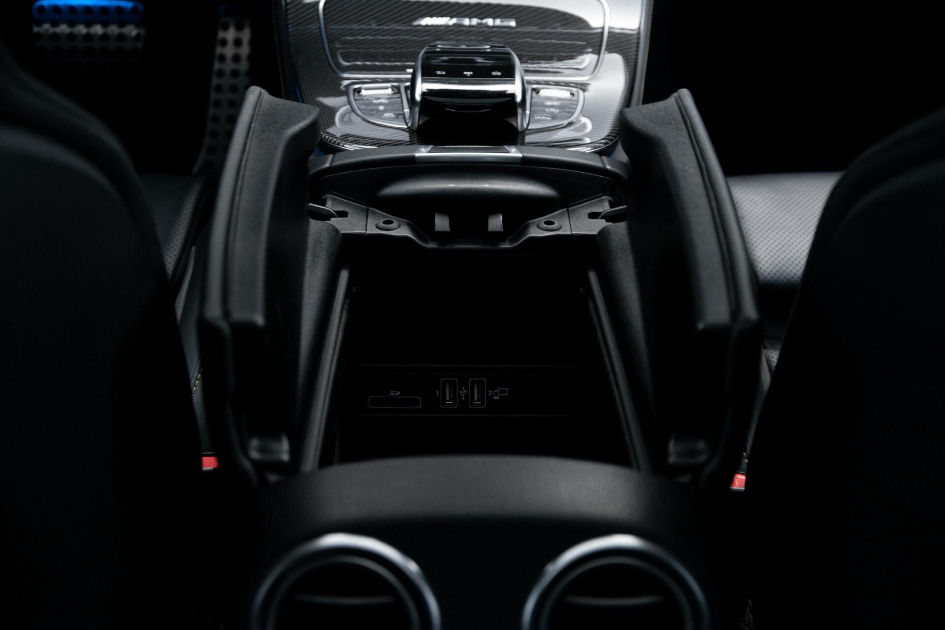 Mercedes-Benz E-Klasse 63 S AMG 4-Matic+ Edition 1 Matzwart/Carbon/Full Options Aut9 Foto 71
