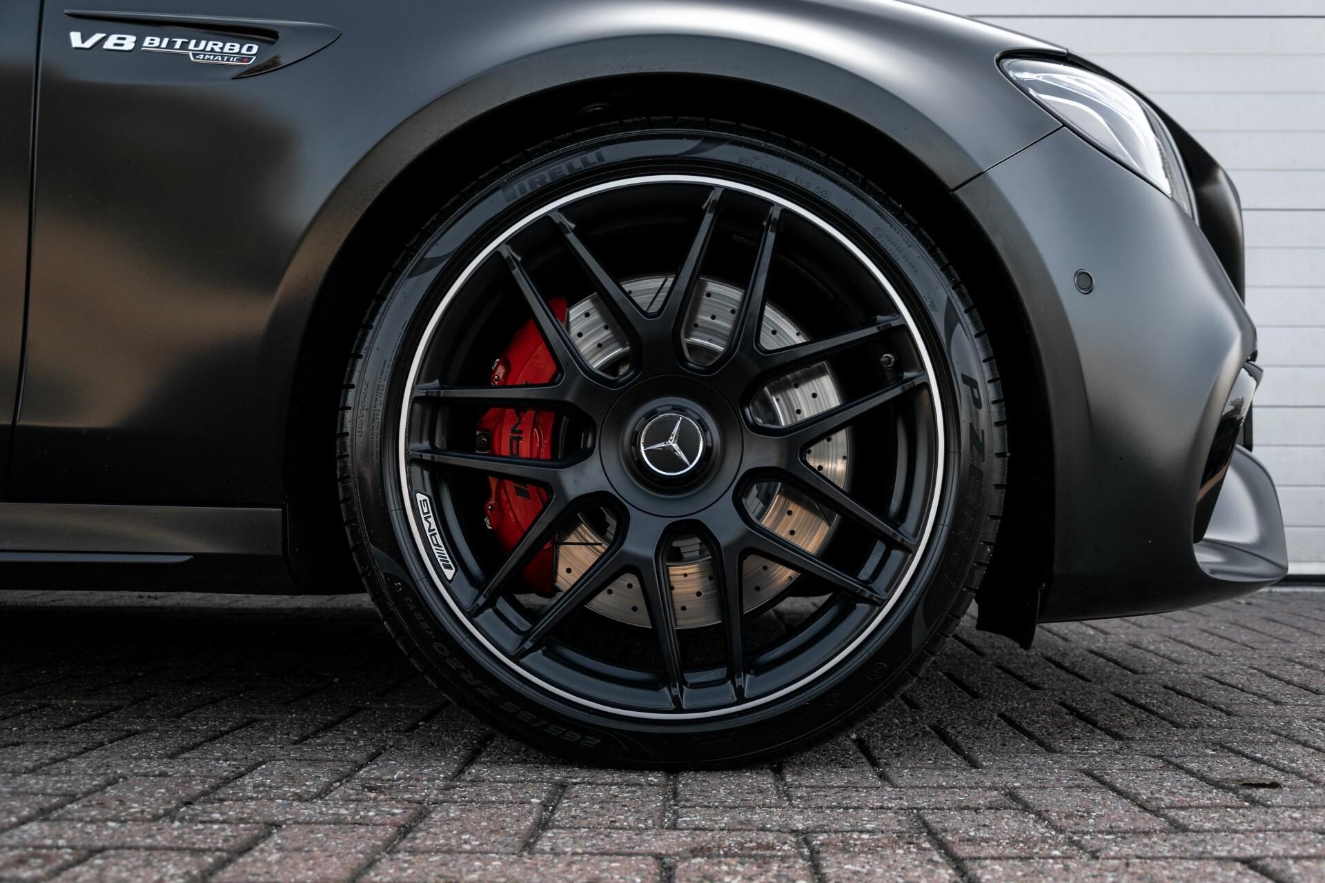 Mercedes-Benz E-Klasse 63 S AMG 4-Matic+ Edition 1 Matzwart/Carbon/Full Options Aut9 Foto 78