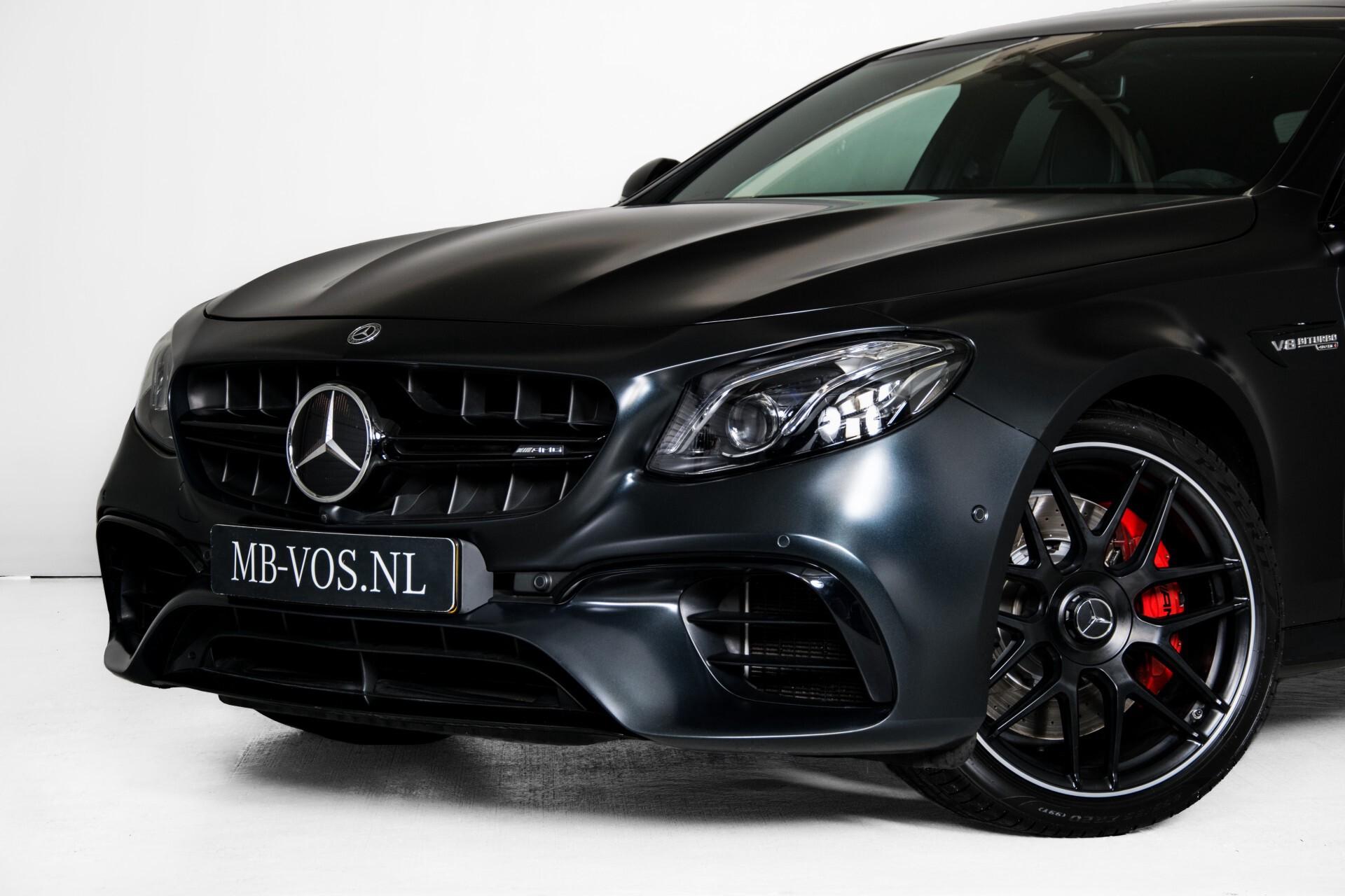 Mercedes-Benz E-Klasse 63 S AMG 4-Matic+ Edition 1 Matzwart/Carbon/Full Options Aut9 Foto 85