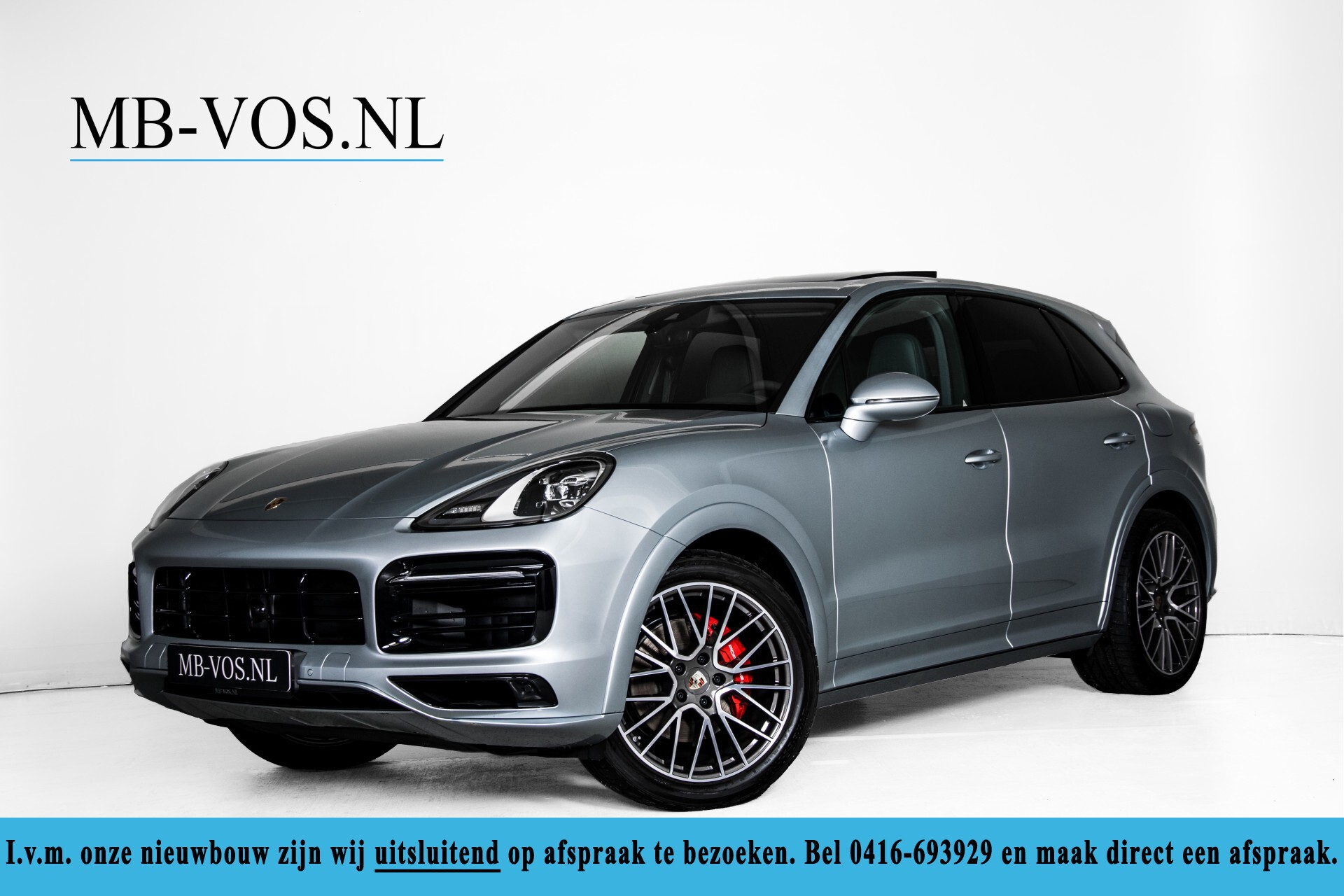 Porsche Cayenne 3.0 E-Hybrid Sport Design Luchtvering/Panorama/Adaptieve stoelen Aut8 Foto 1