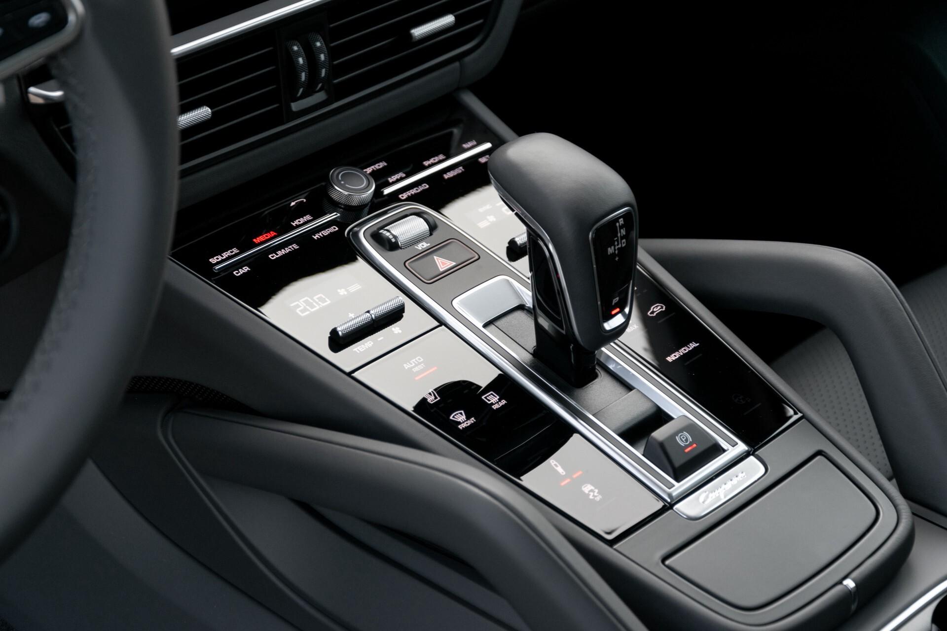 Porsche Cayenne 3.0 E-Hybrid Sport Design Luchtvering/Panorama/Adaptieve stoelen Aut8 Foto 12