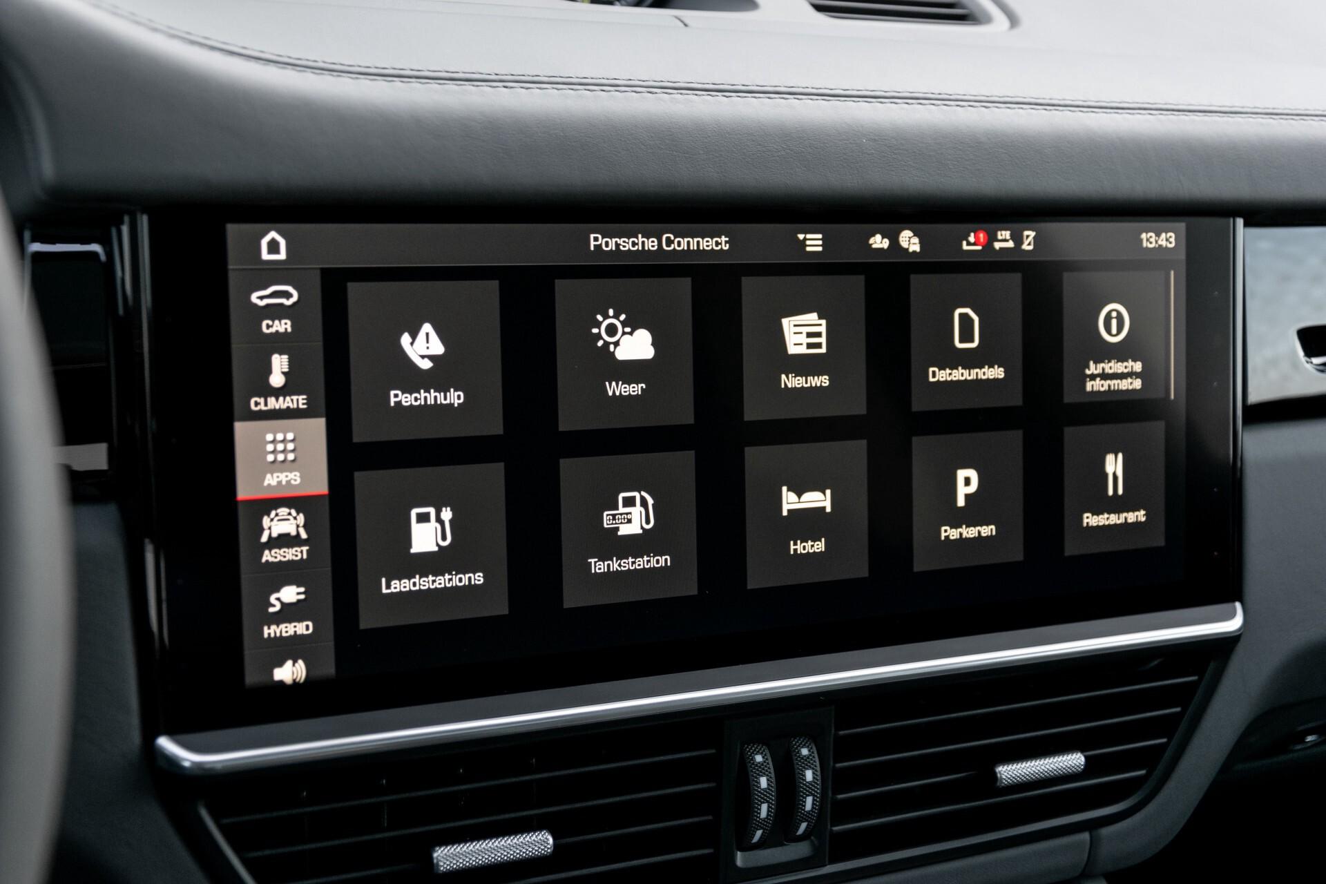 Porsche Cayenne 3.0 E-Hybrid Sport Design Luchtvering/Panorama/Adaptieve stoelen Aut8 Foto 23