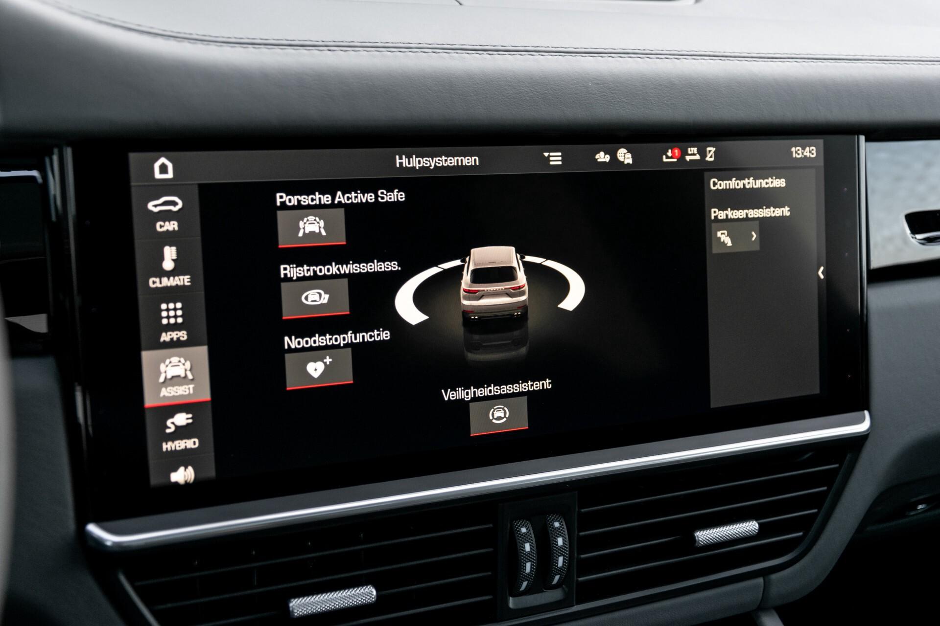 Porsche Cayenne 3.0 E-Hybrid Sport Design Luchtvering/Panorama/Adaptieve stoelen Aut8 Foto 25