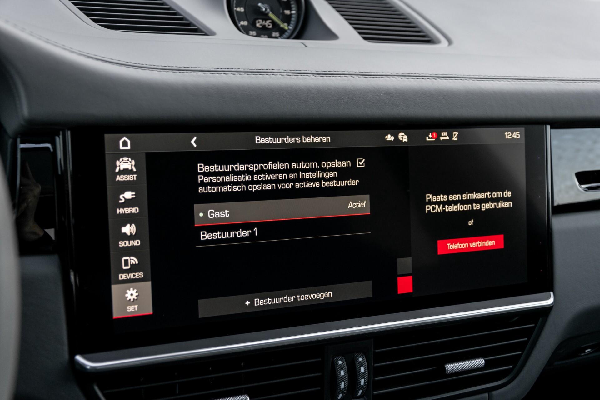 Porsche Cayenne 3.0 E-Hybrid Sport Design Luchtvering/Panorama/Adaptieve stoelen Aut8 Foto 29