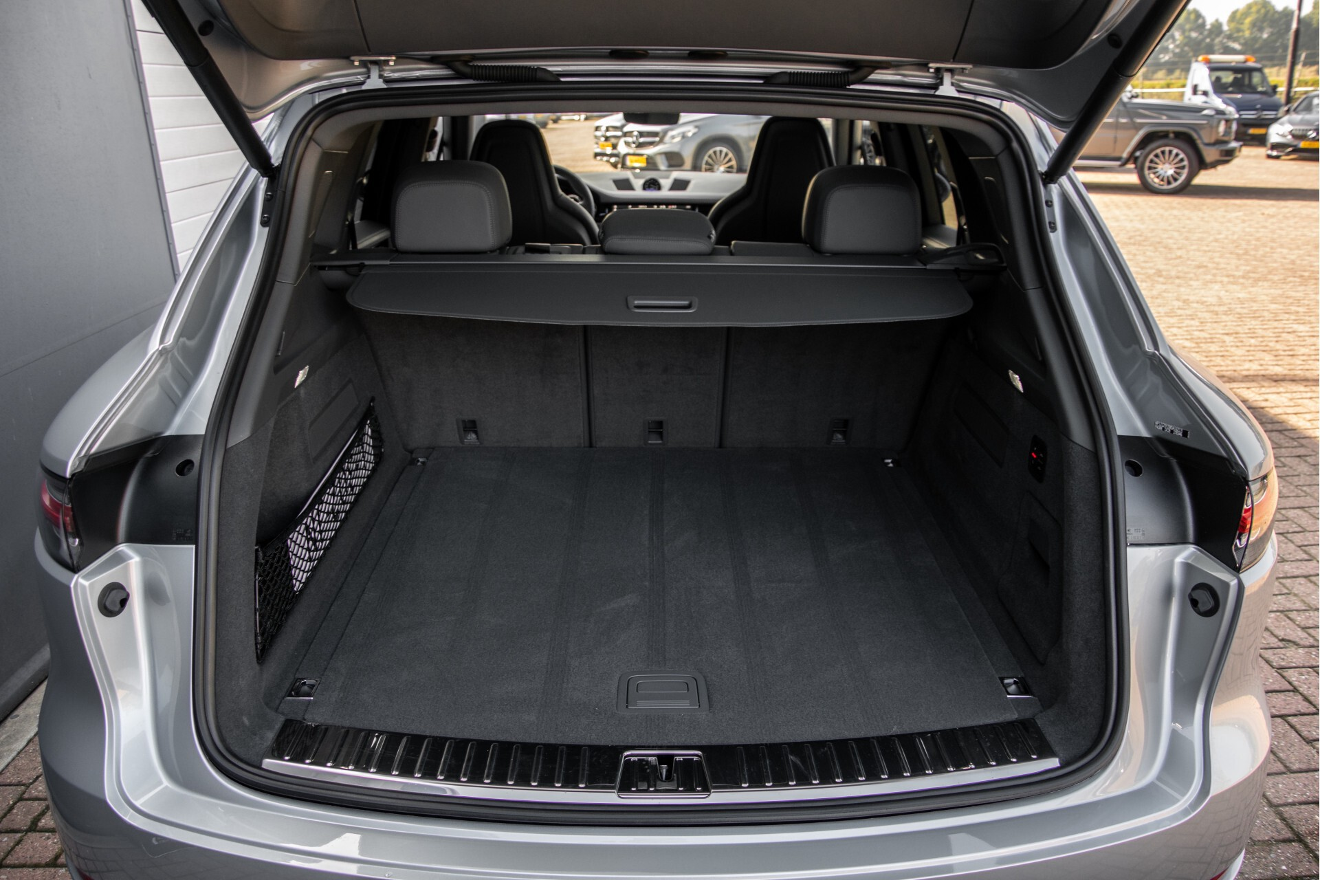 Porsche Cayenne 3.0 E-Hybrid Sport Design Luchtvering/Panorama/Adaptieve stoelen Aut8 Foto 47