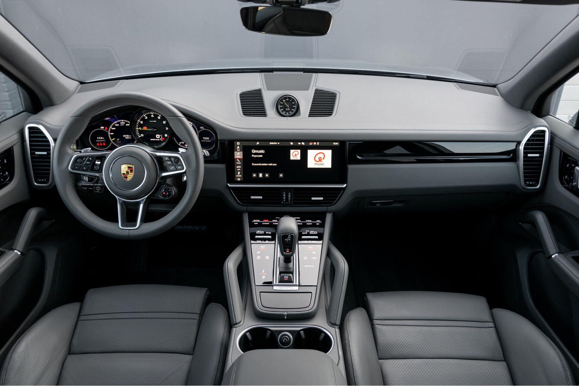 Porsche Cayenne 3.0 E-Hybrid Sport Design Luchtvering/Panorama/Adaptieve stoelen Aut8 Foto 5